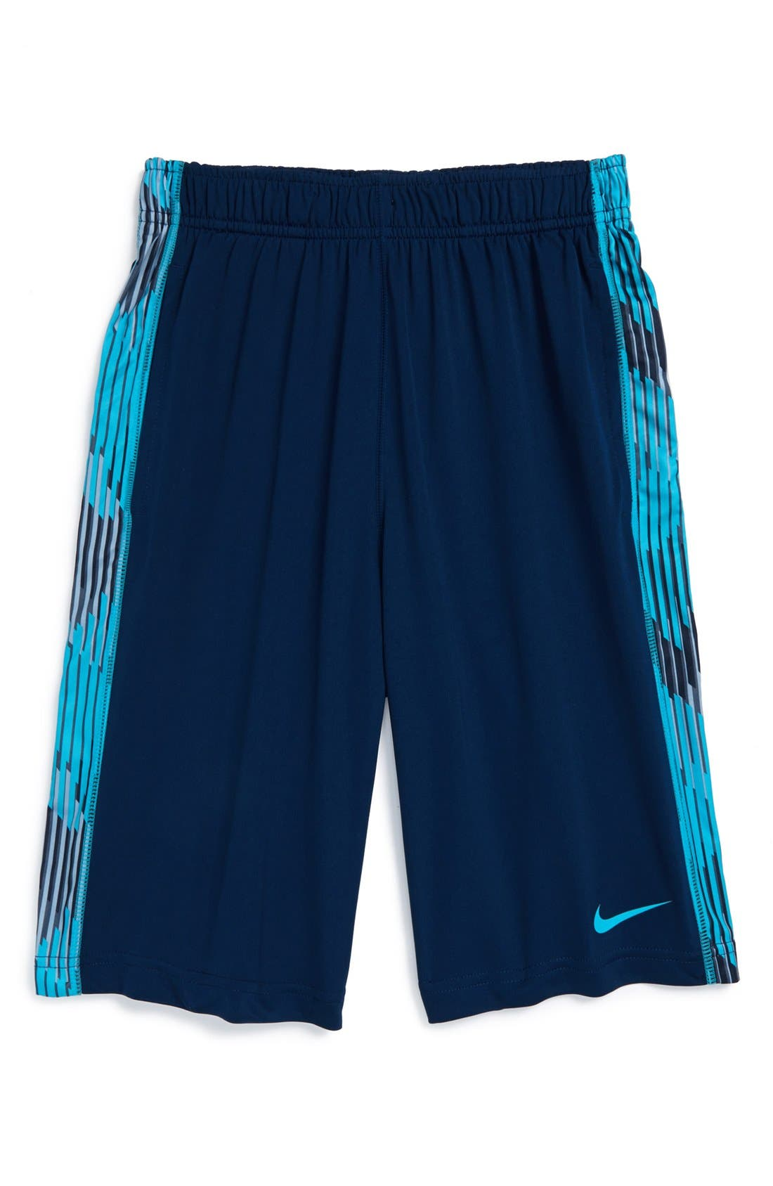 Main Image - Nike 'Fly GFX' Shorts (Big Boys)