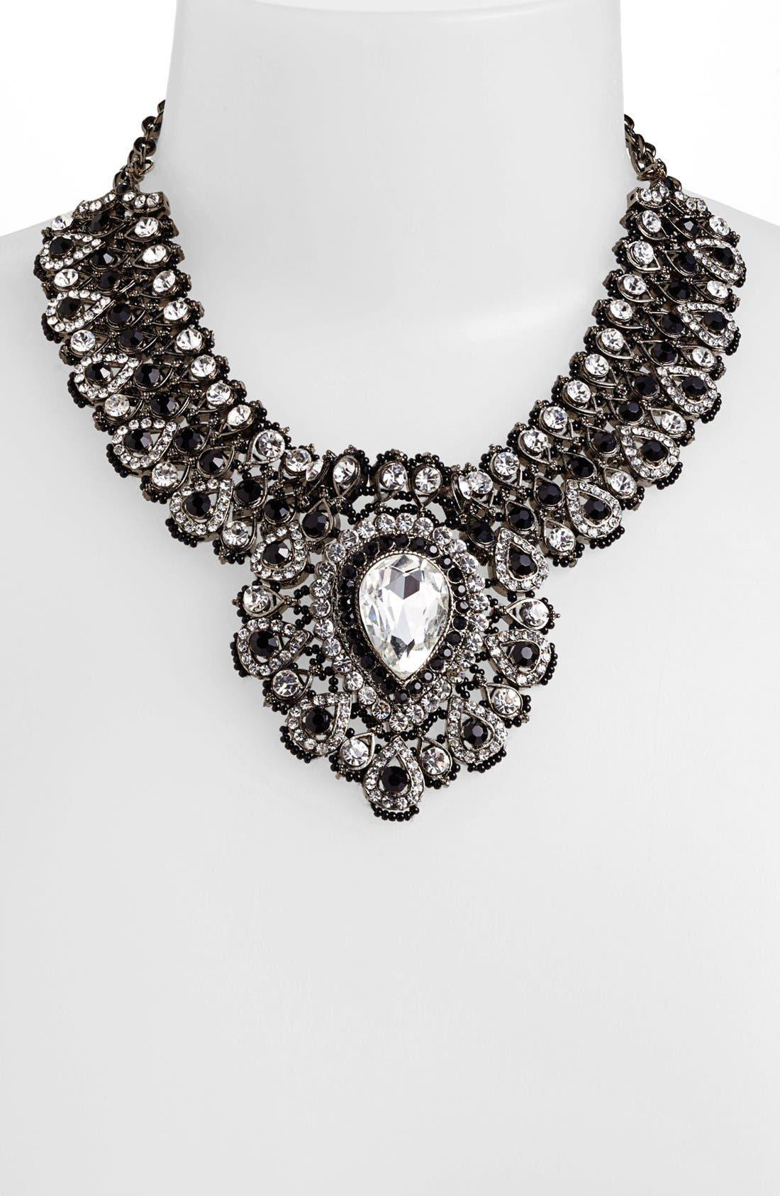Alternate Image 2  - Tasha Bib Necklace