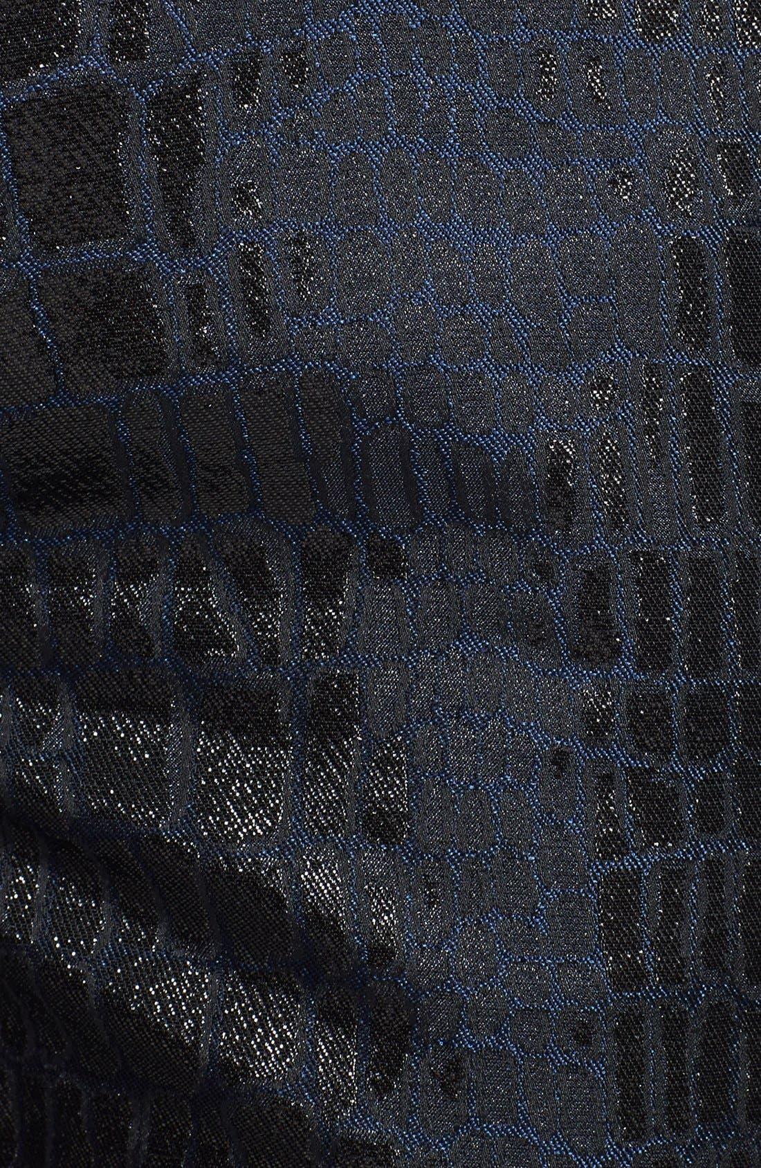 Alternate Image 3  - Diane von Furstenberg 'Mary' Metallic Pants