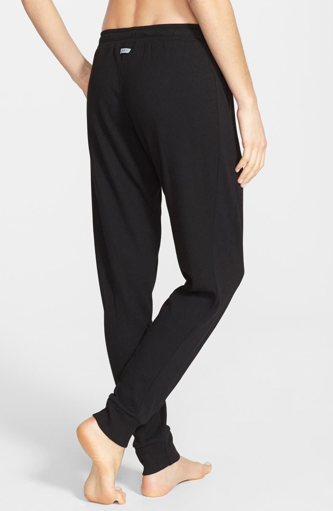 Alternate Image 2  - DKNY 'Leisure Class' Sweatpants