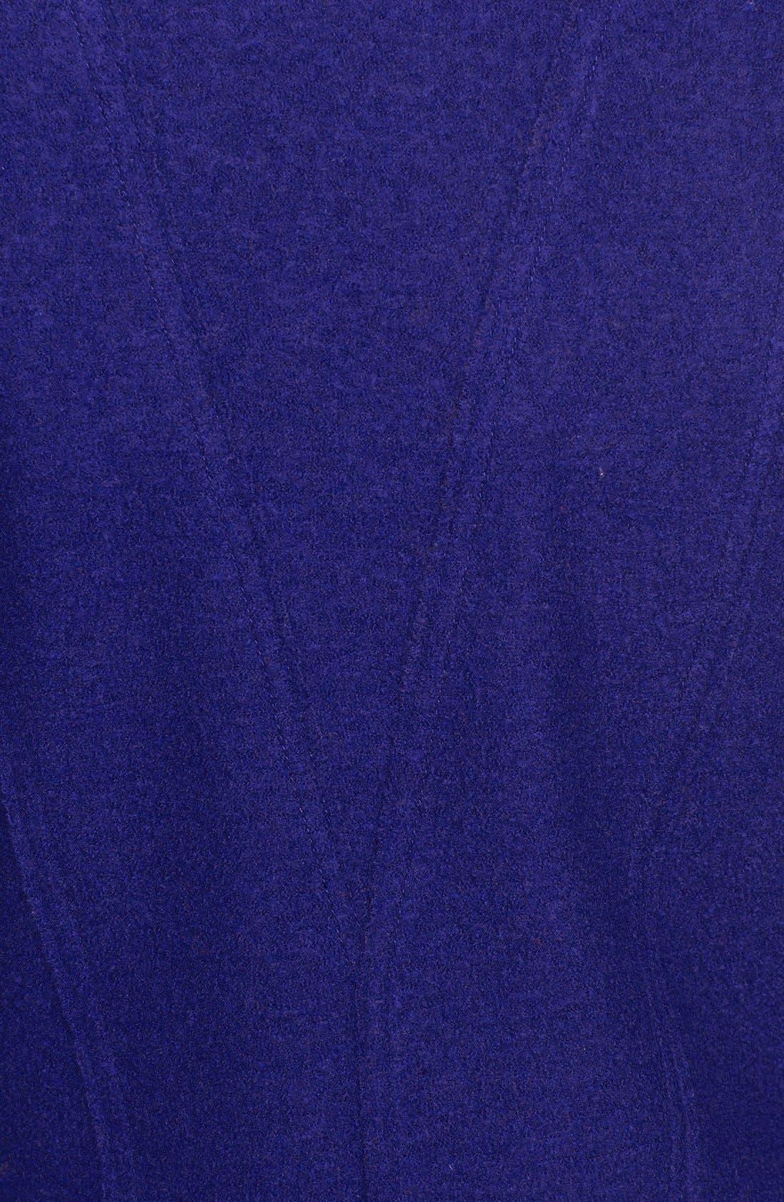 Alternate Image 3  - Eileen Fisher Lightweight Boiled Wool Jacket (Regular & Petite)