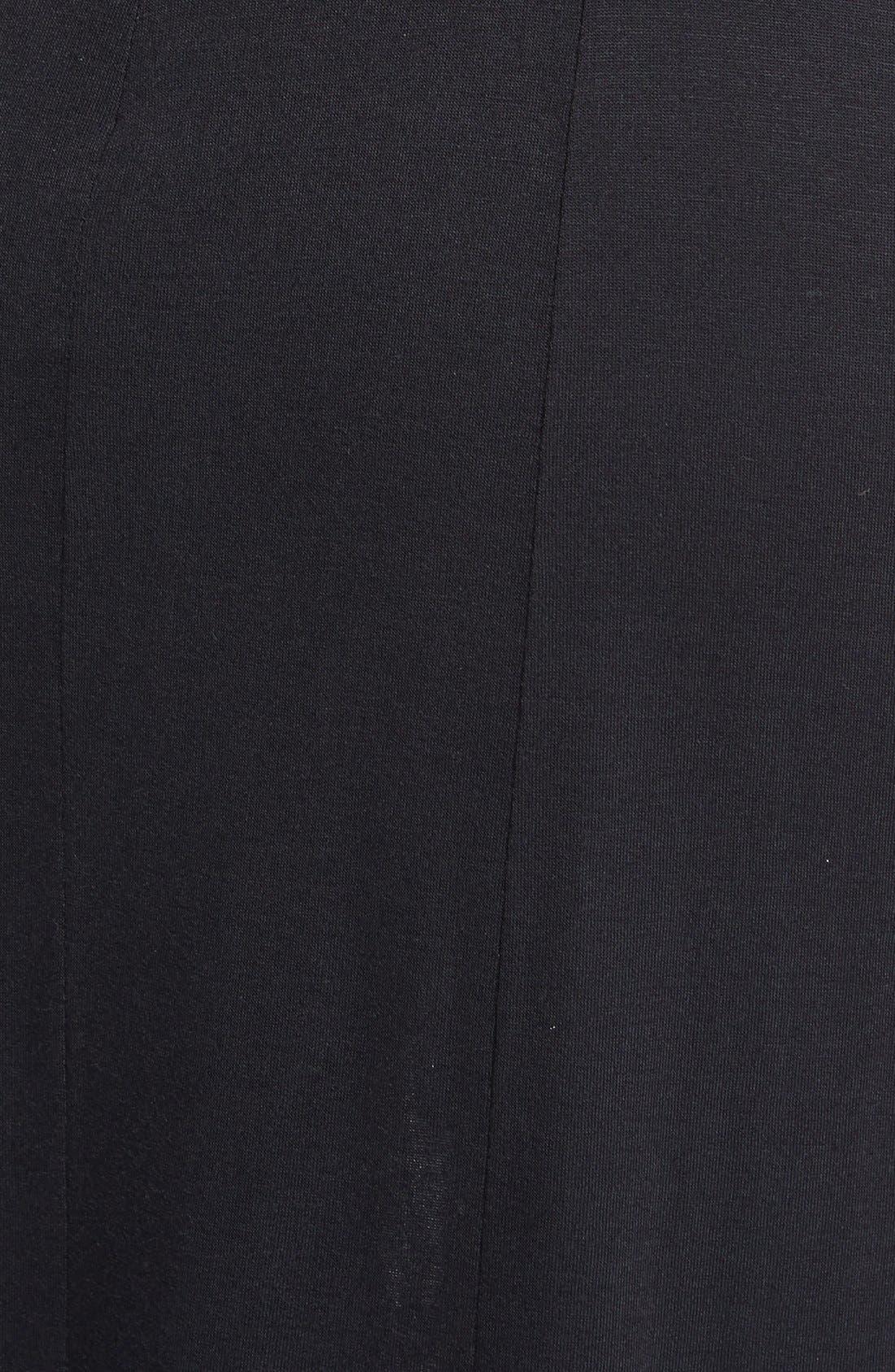 Alternate Image 3  - June & Hudson Open Back Maxi Dress