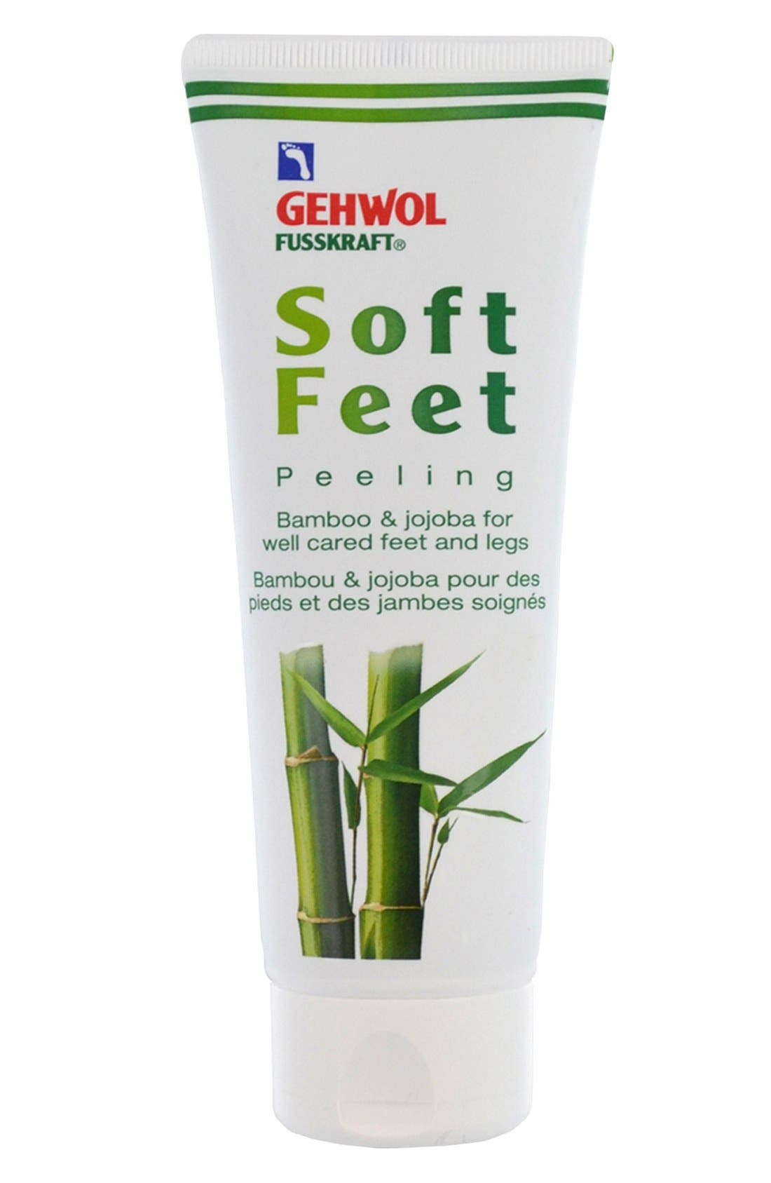 GEHWOL® FUSSKRAFT® 'Soft Feet' Scrub