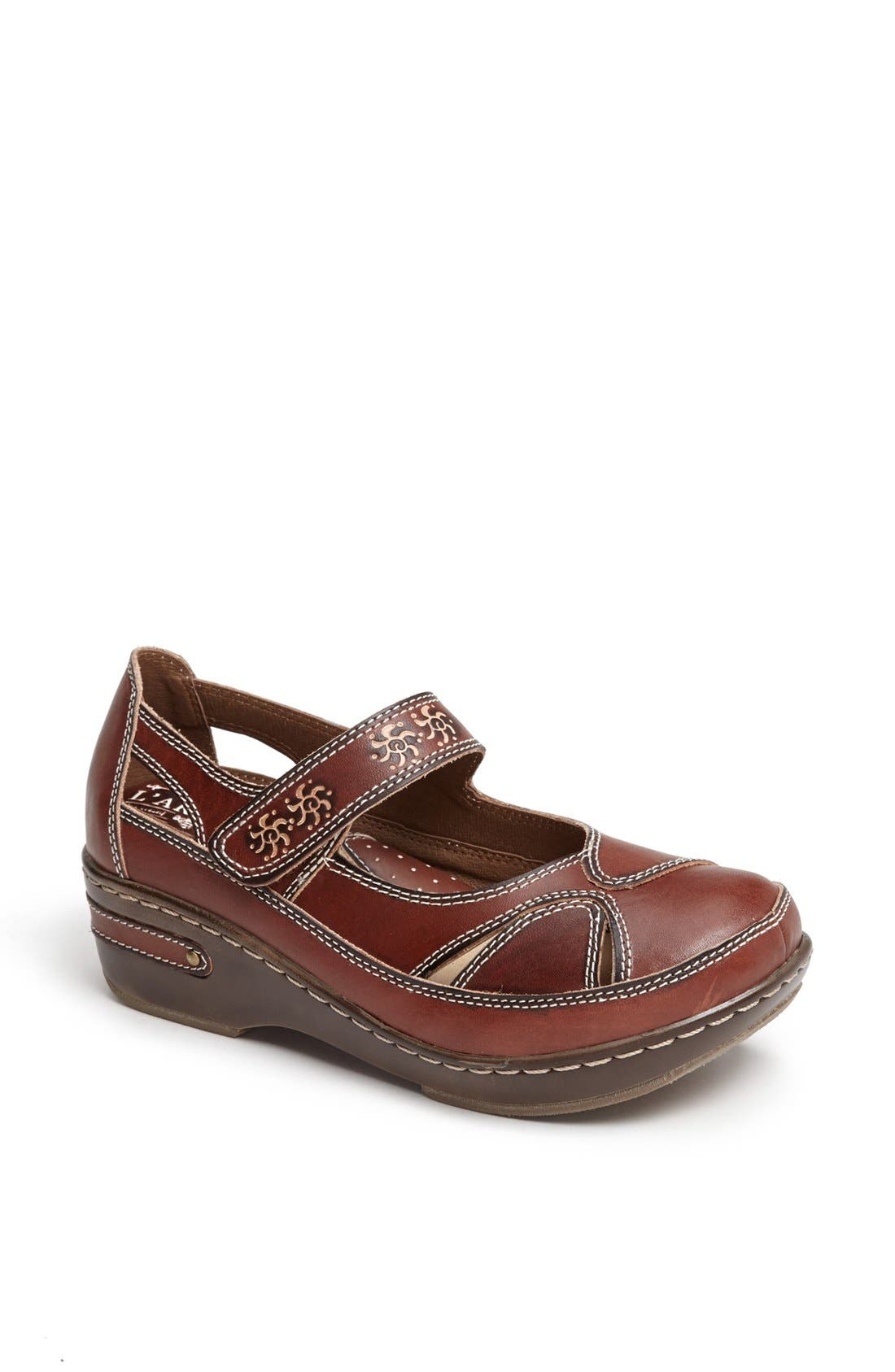 Alternate Image 1 Selected - Spring Step 'Sugar' Mary Jane Flat