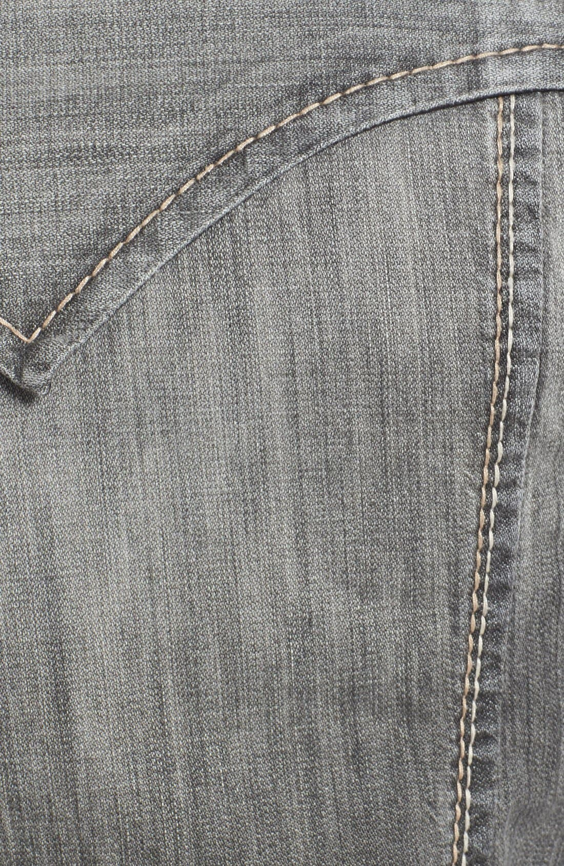 Alternate Image 3  - True Religion Brand Jeans 'Jimmy Big T' Denim Jacket