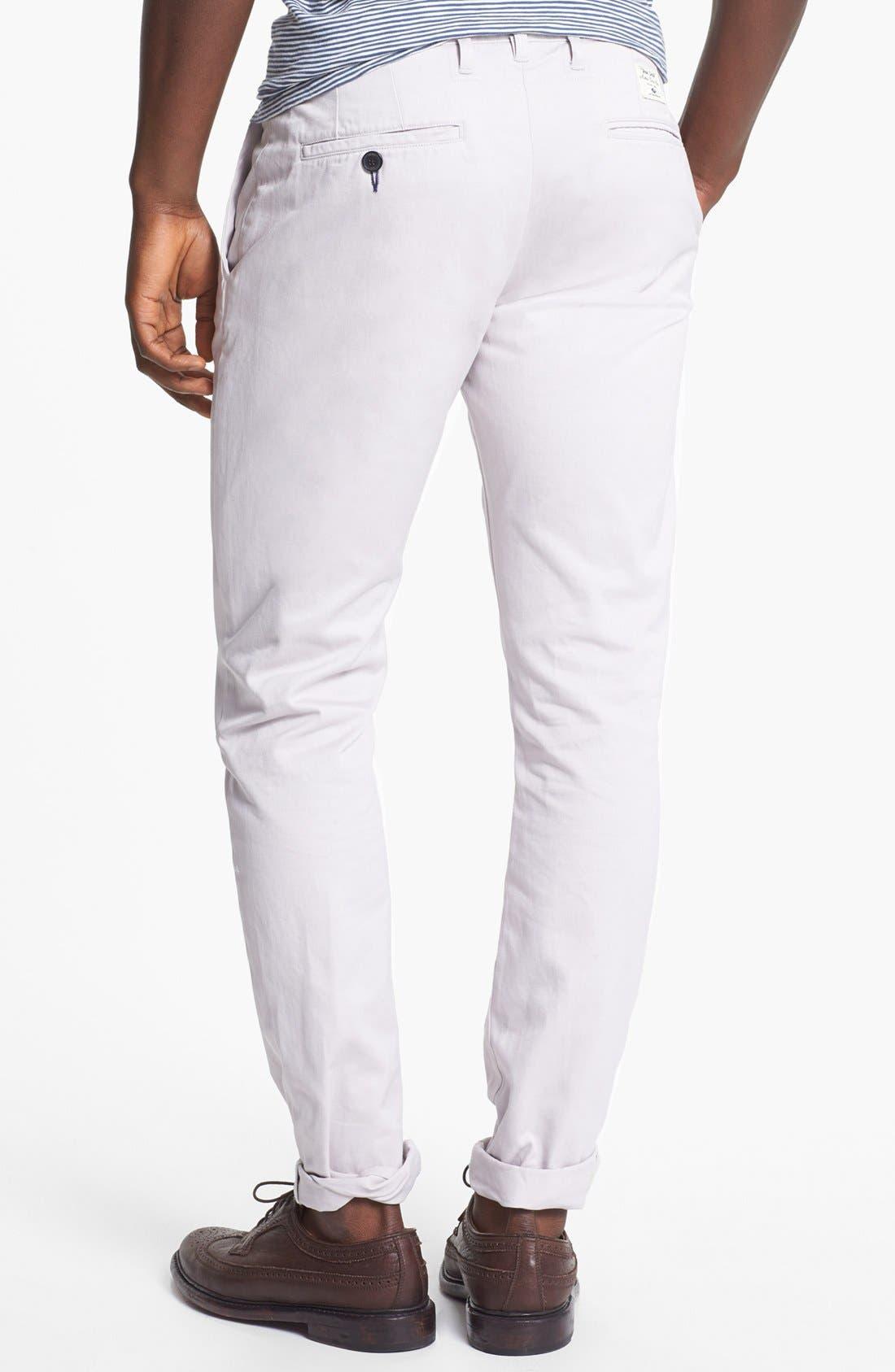 Alternate Image 2  - Paul Smith Jeans Slim Fit Pants