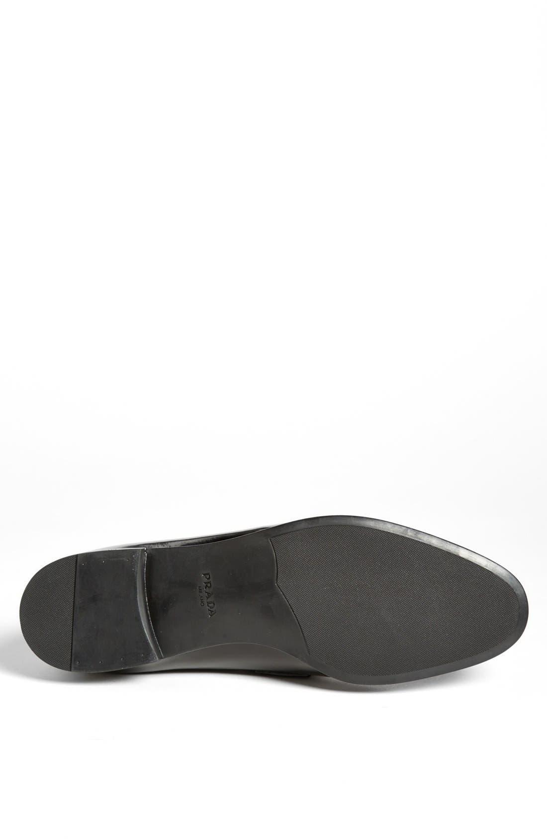 Alternate Image 4  - Prada Bit Loafer