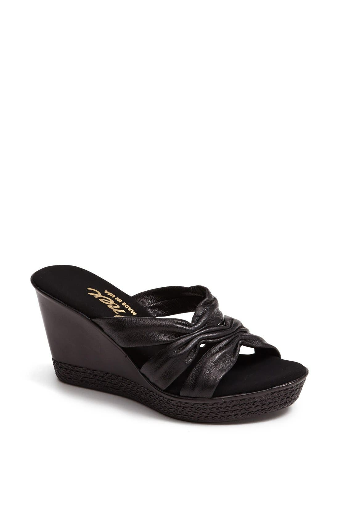 Alternate Image 1 Selected - Onex 'Felicity' Wedge Sandal