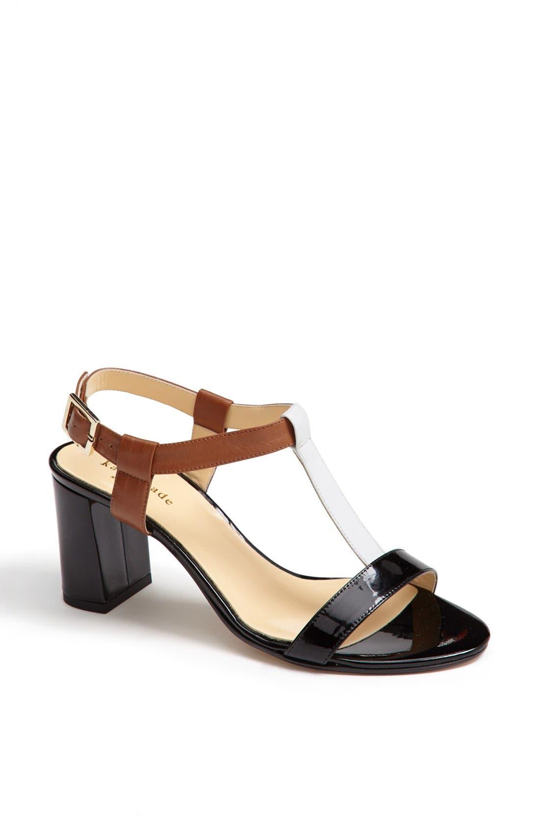 Alternate Image 1 Selected - kate spade new york 'aisha' sandal