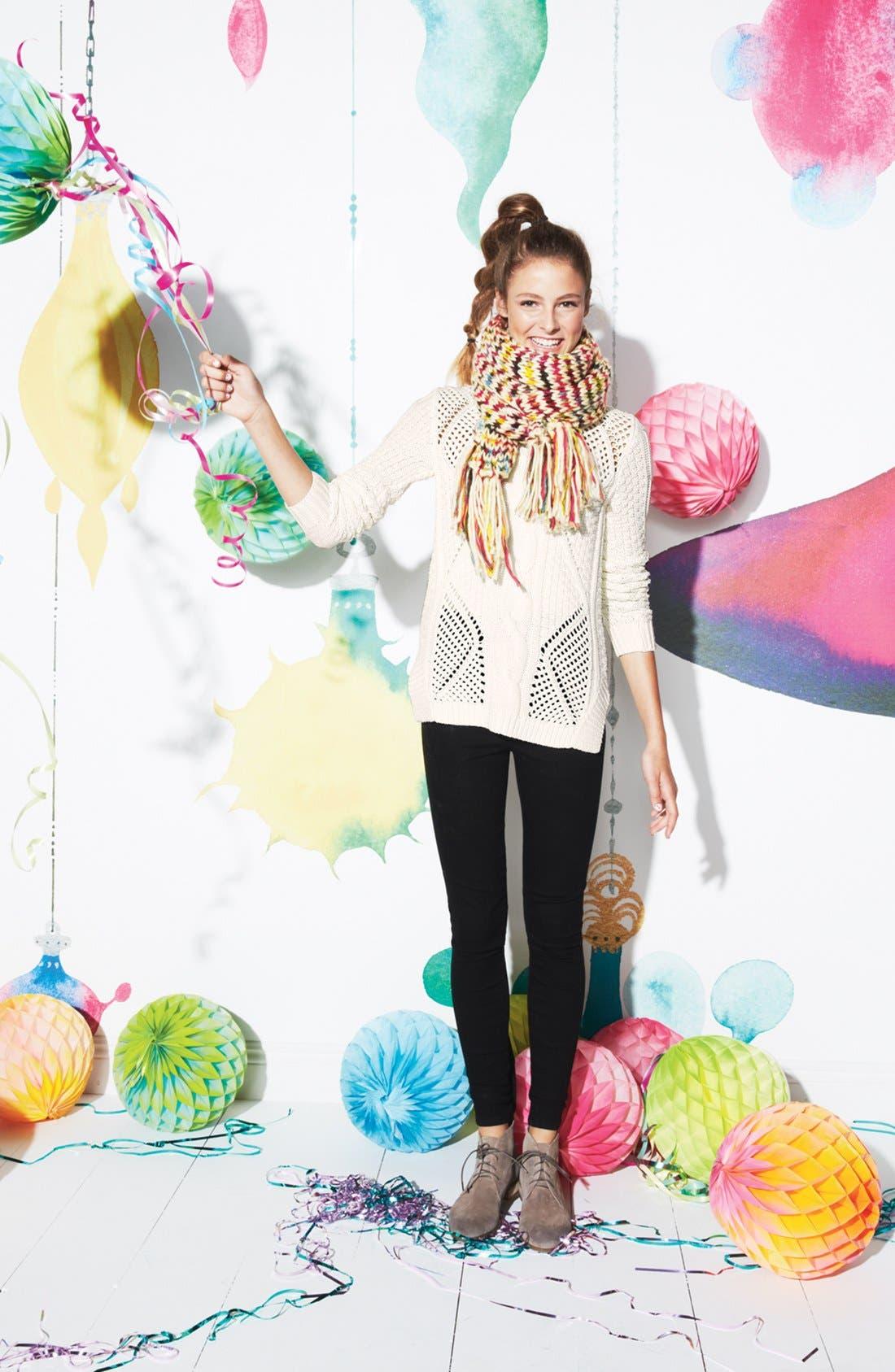 Main Image - Rubbish® Sweater & Jolt Jeans