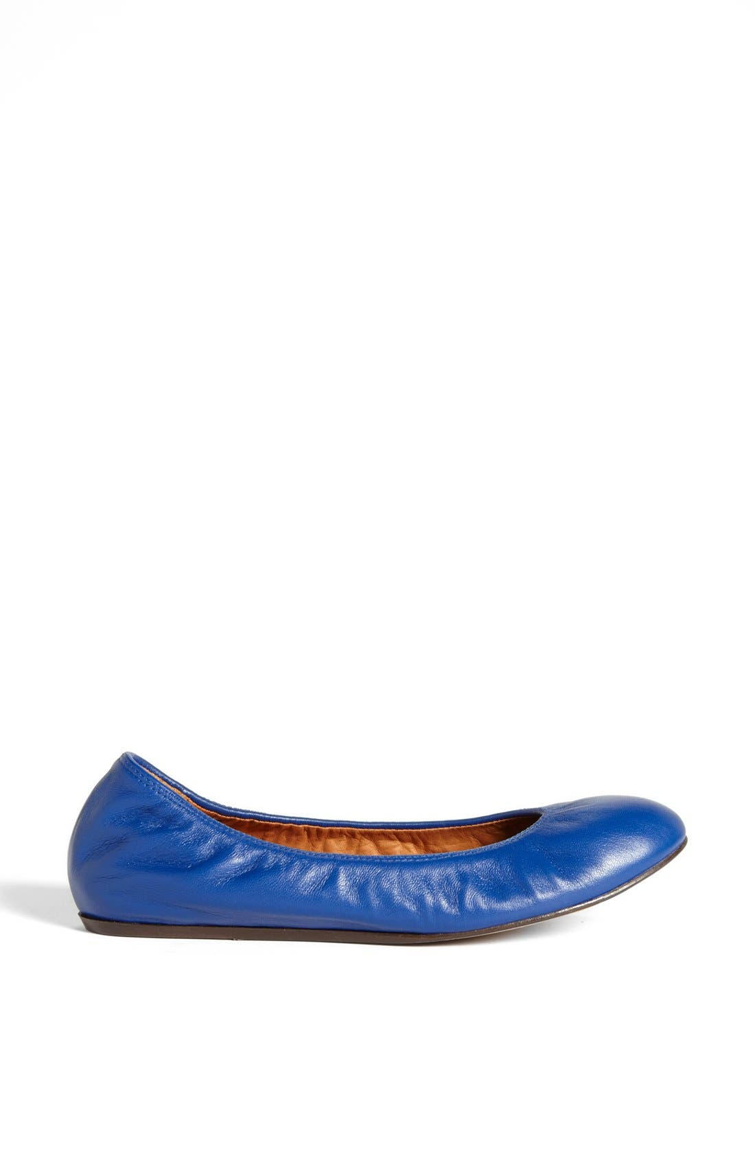 Alternate Image 4  - Lanvin Leather Ballerina Flat
