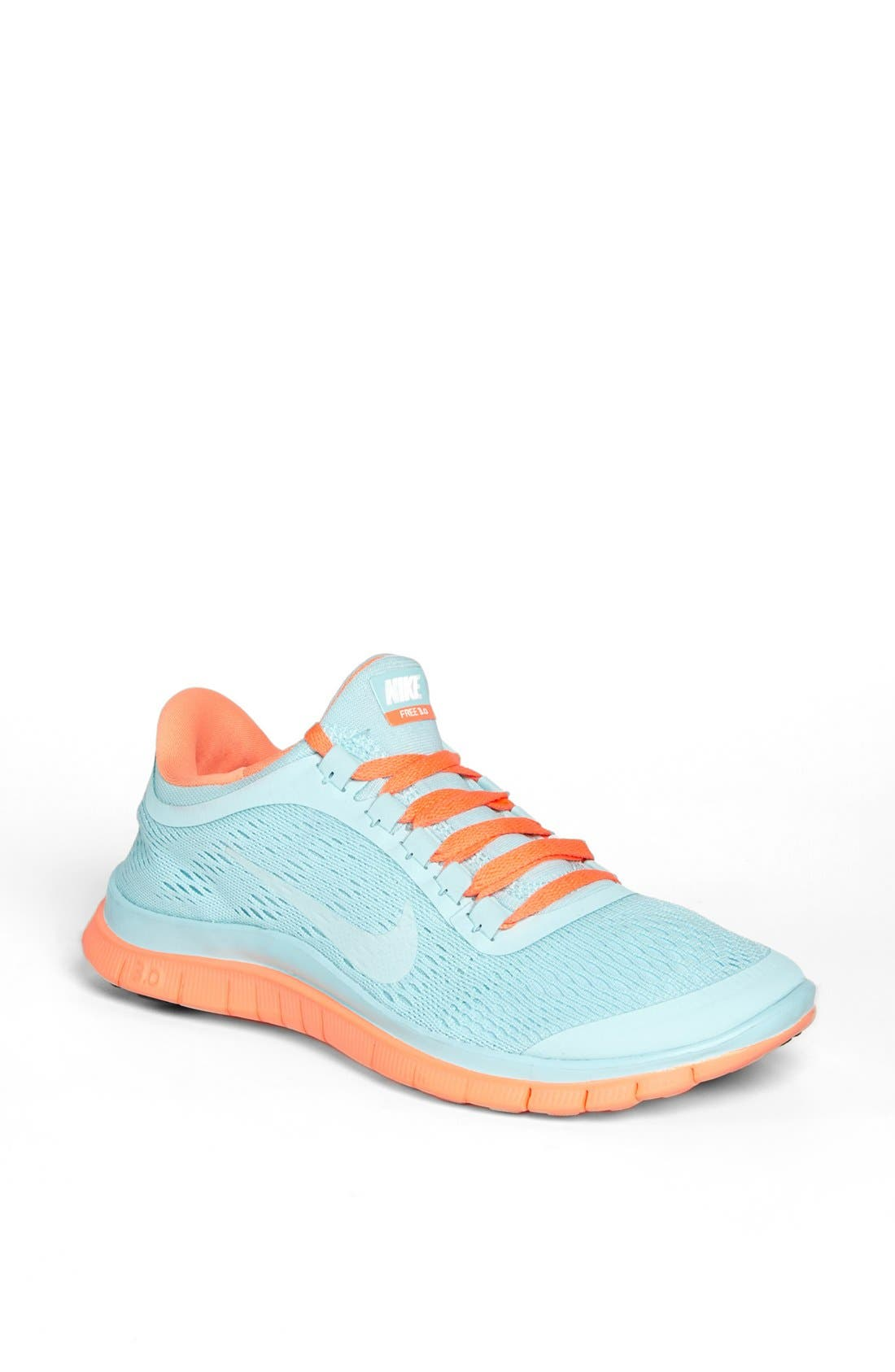 Alternate Image 1 Selected - Nike 'Free 3.0 v5' Running Shoe (Women)