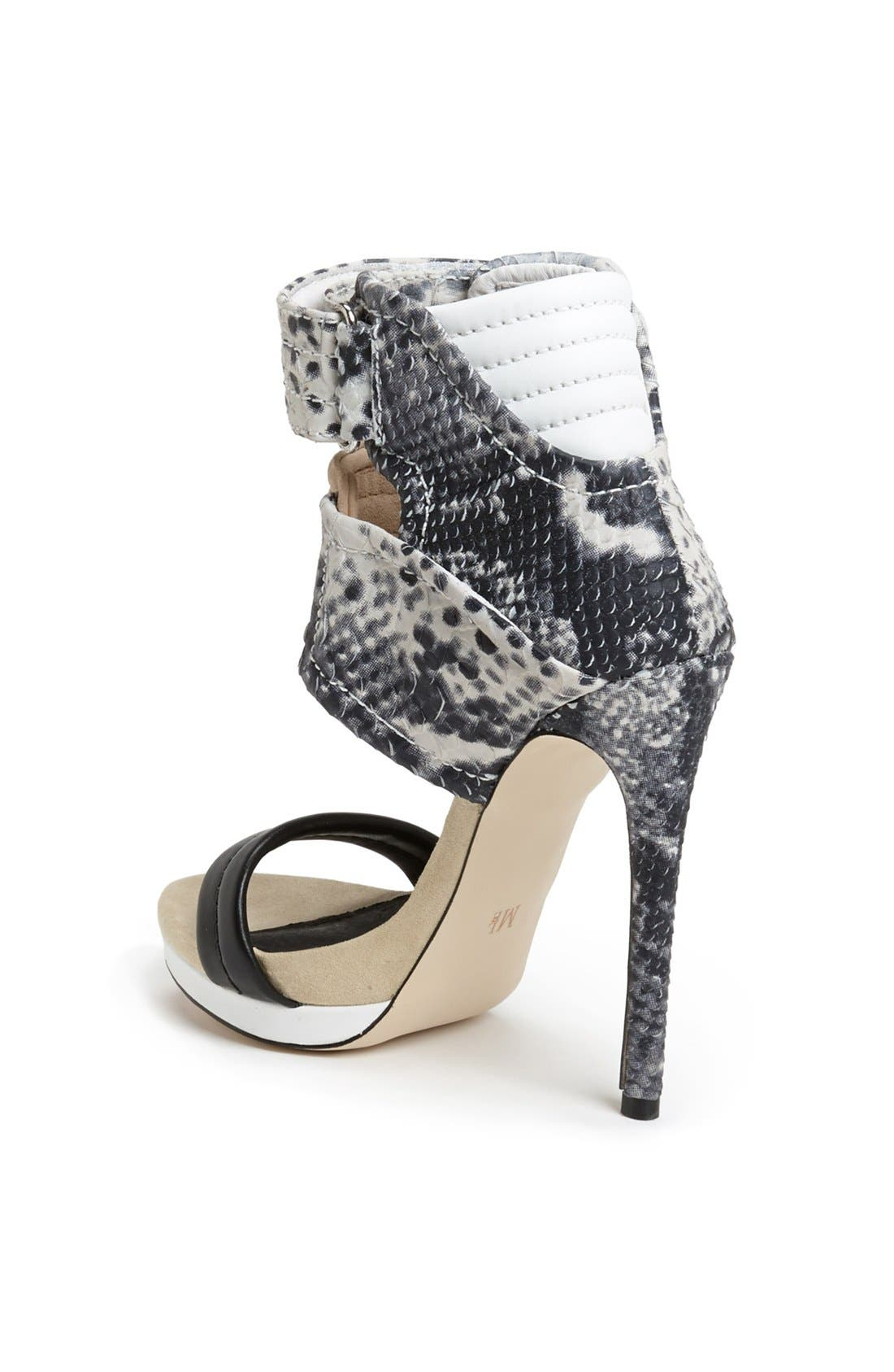 Alternate Image 2  - MIA Limited Edition 'Rocco' Platform Sandal