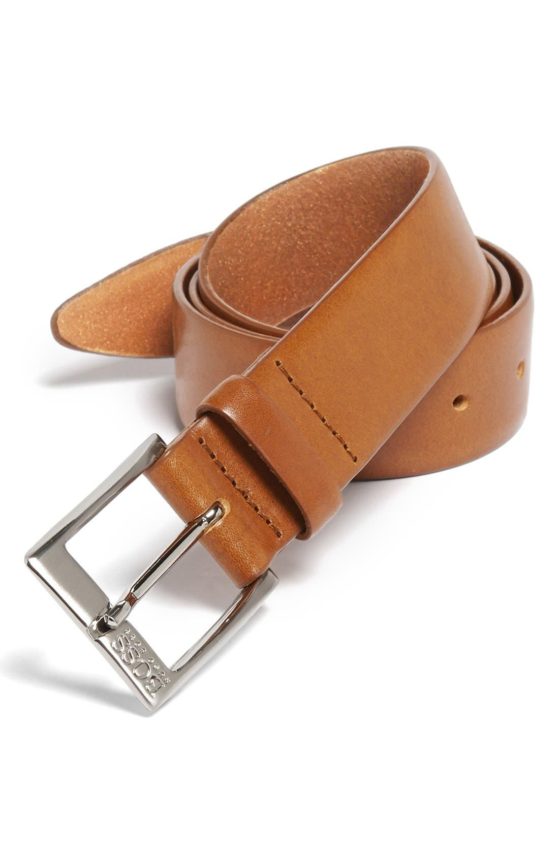 Main Image - BOSS HUGO BOSS 'Eberio' Belt