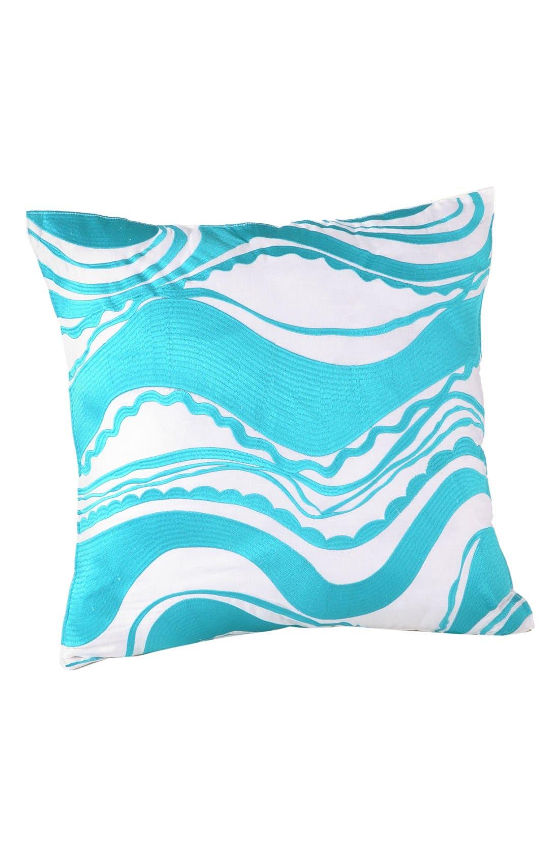 Alternate Image 1 Selected - Trina Turk 'Horizon Stripe' Pillow
