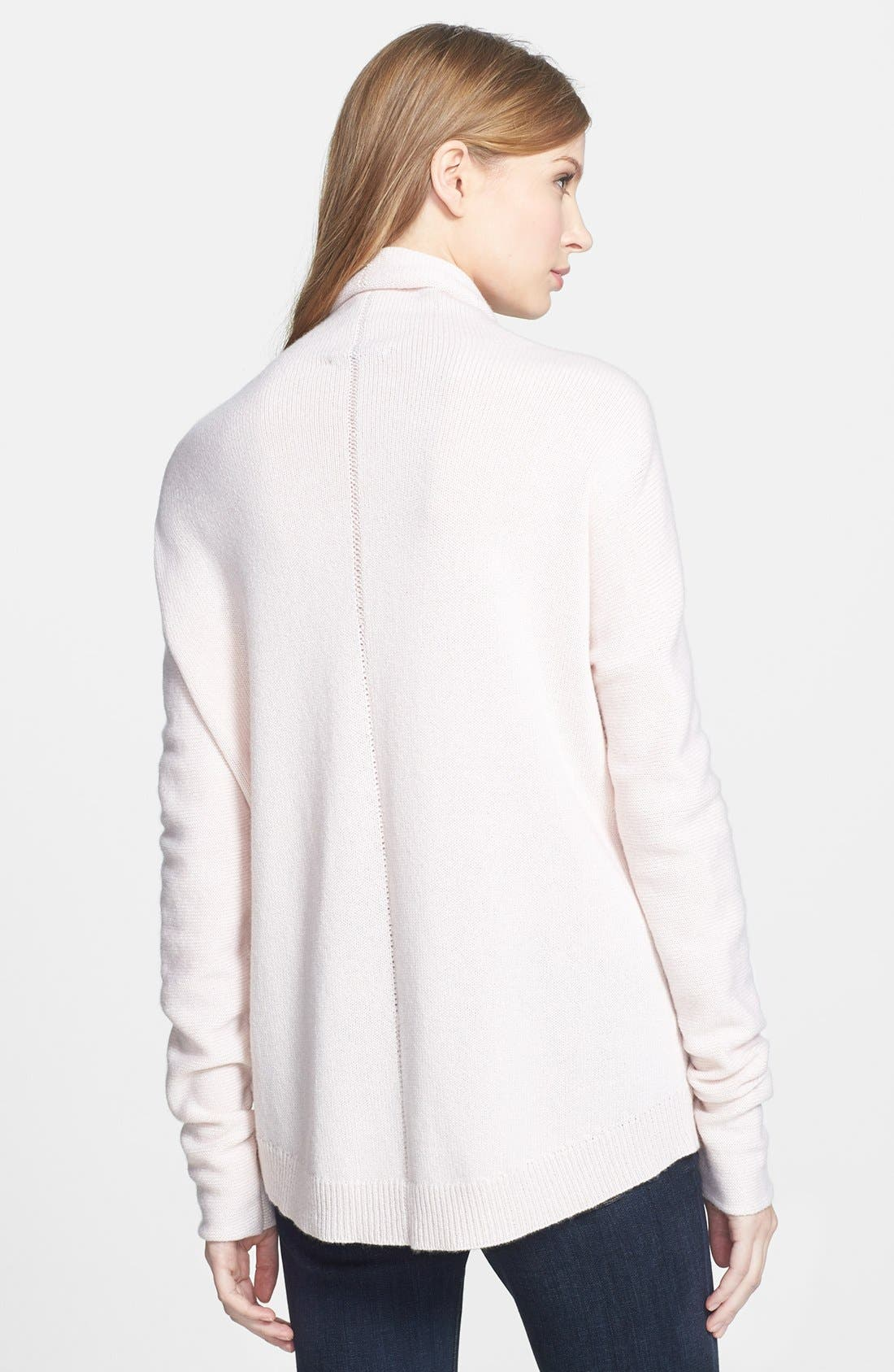 Alternate Image 2  - Theory 'Norman B.' Cashmere Sweater
