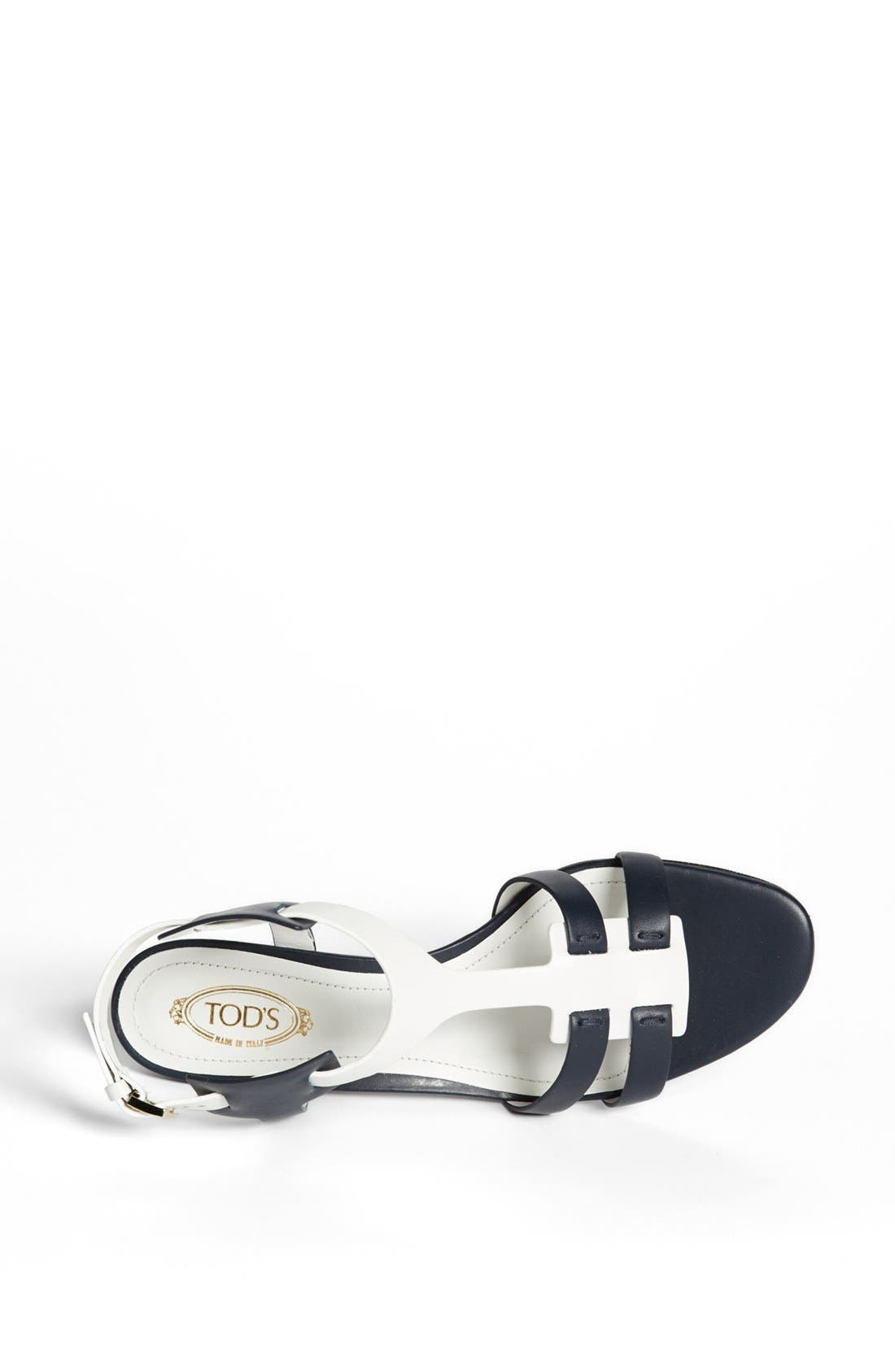 Alternate Image 3  - Tod's 'Zeppa' Wedge Sandal