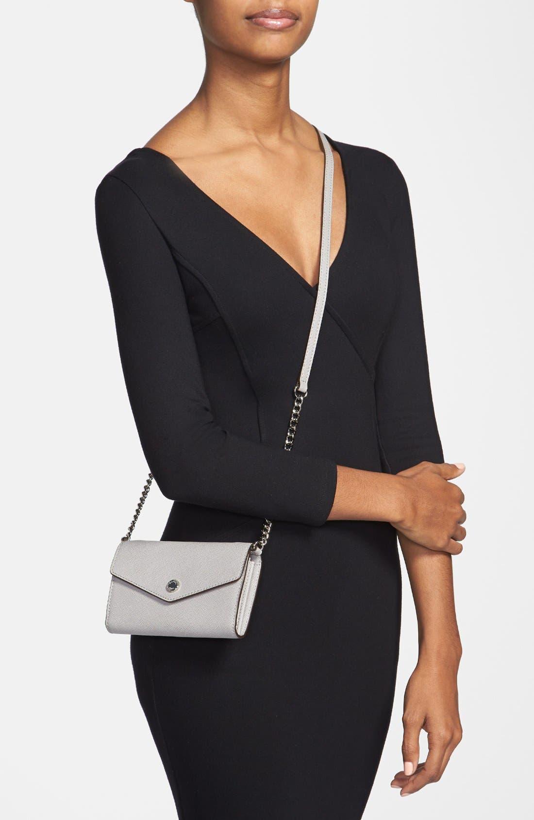 Alternate Image 2  - MICHAEL Michael Kors Crossbody Phone Bag