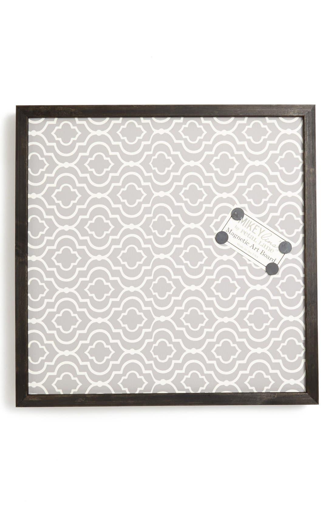 Main Image - Petal Lane 'Olivia' Framed Magnet Art Board