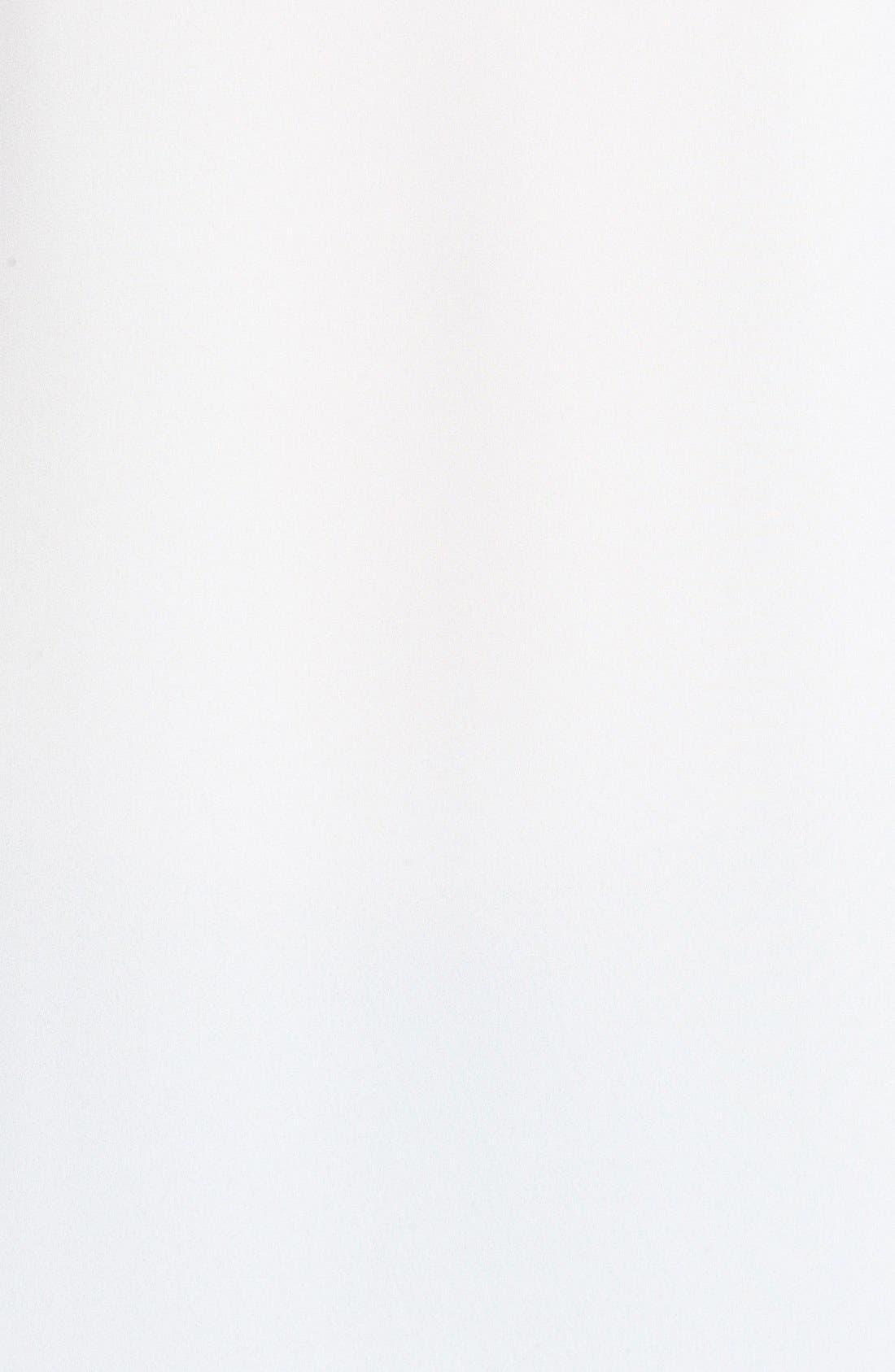 Alternate Image 3  - Painted Threads Chiffon High/Low Tunic Tank (Juniors)