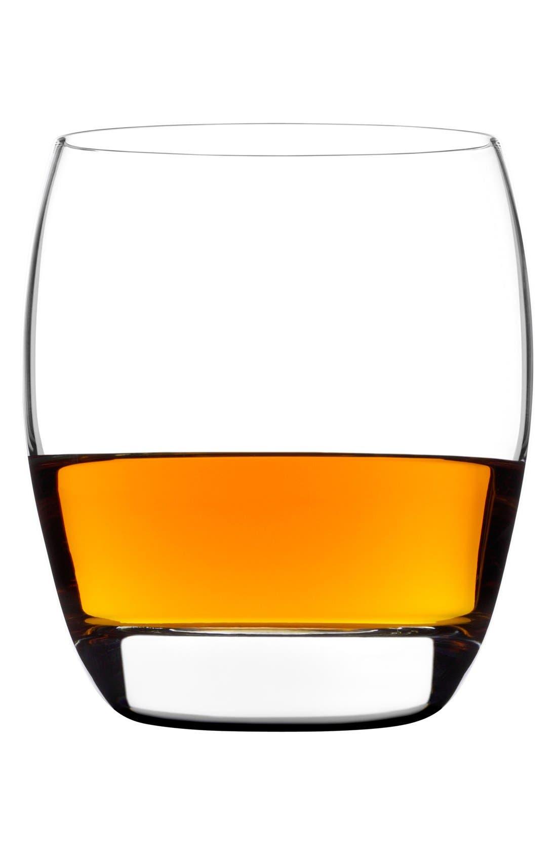 Luigi Bormioli 'Crescendo' Whiskey Tumblers (Set of 4)