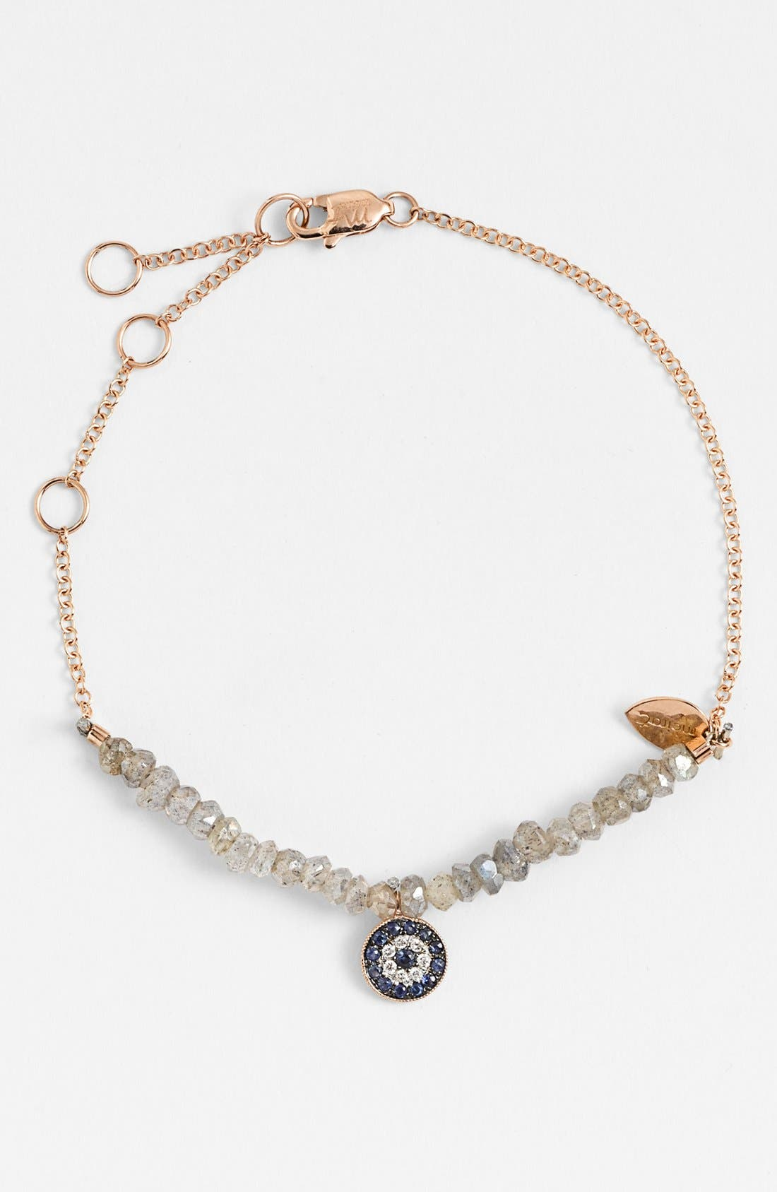 Main Image - MeiraT 'Desert Infusion' Diamond, Sapphire & Stone Bracelet