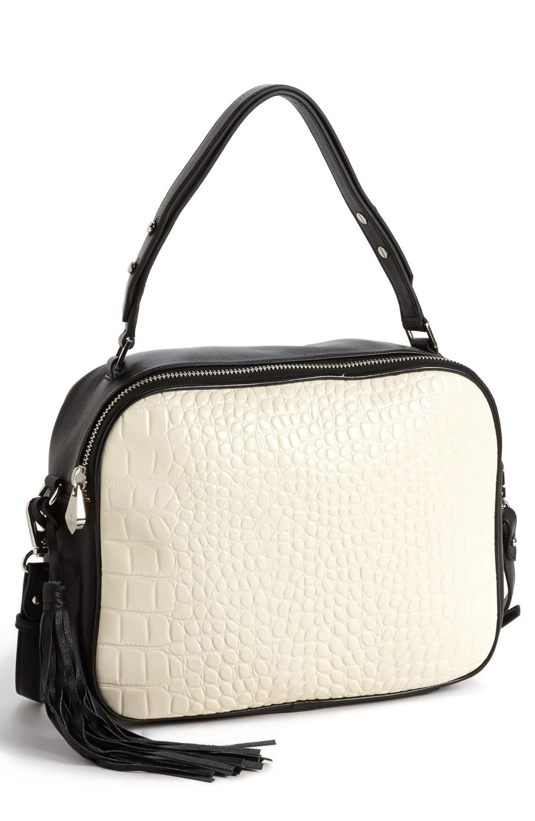 Main Image - Pour la Victoire 'Nora' Leather Crossbody Bag