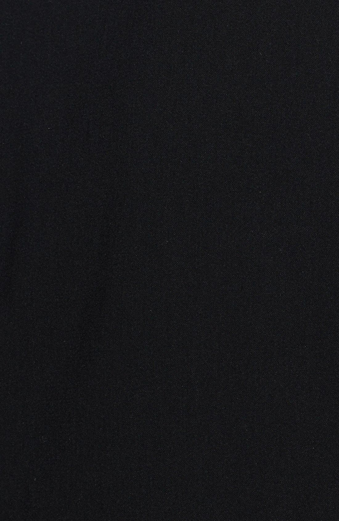 Alternate Image 3  - Halogen® Twill Vest (Regular & Petite)