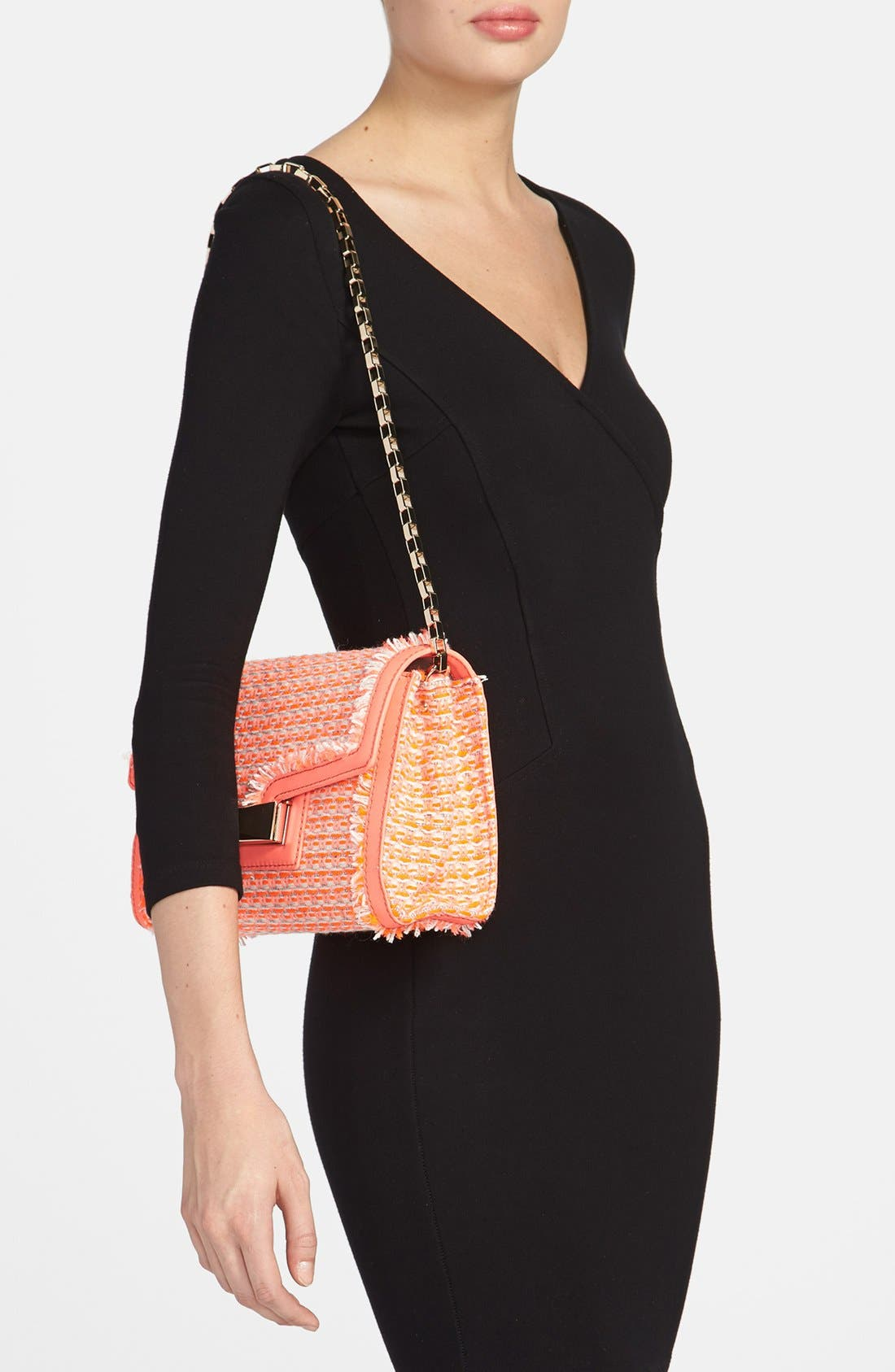 Alternate Image 2  - kate spade new york 'carroll park - scarlette' tweed shoulder bag