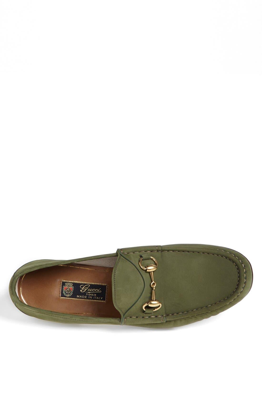 Alternate Image 3  - Gucci 'Roos' Bit Loafer