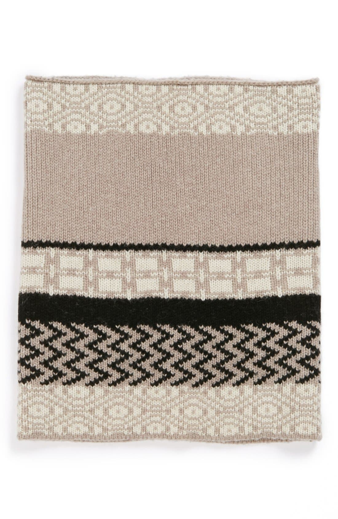 Alternate Image 2  - Jonathan Adler Geo Fair Isle Wool Neck Warmer