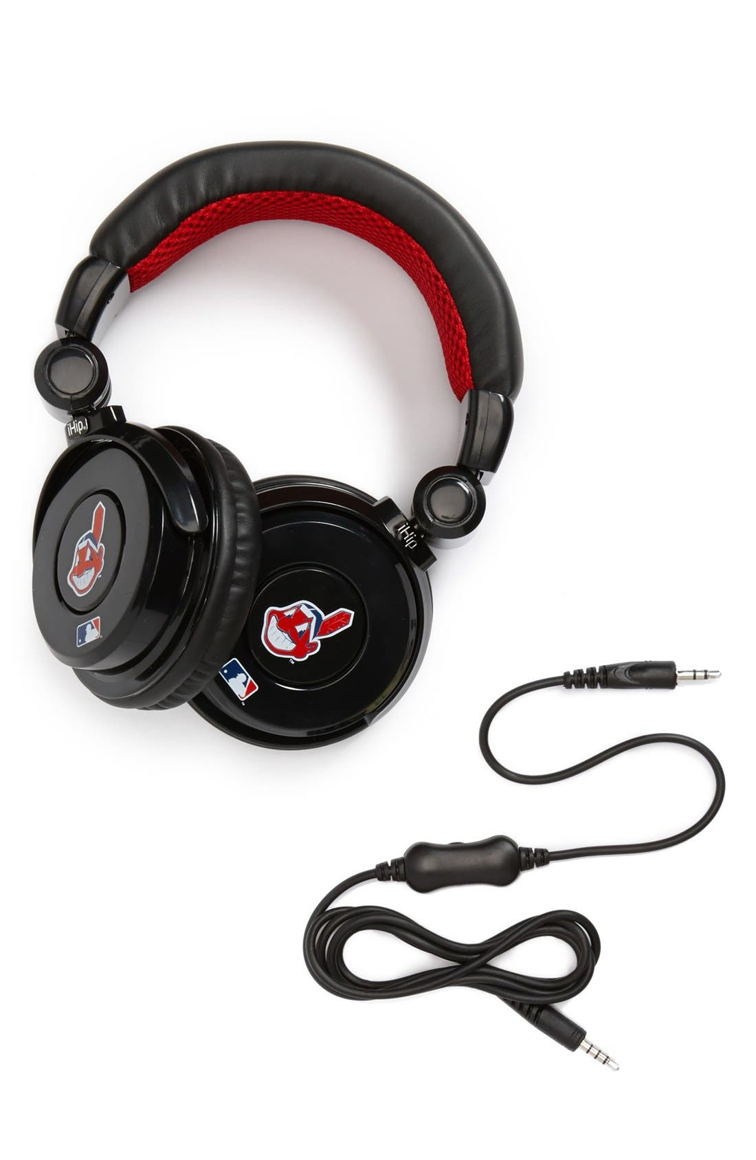 Main Image - Sports Images 'iHip Pro DJ - Cleveland Indians' Headphones