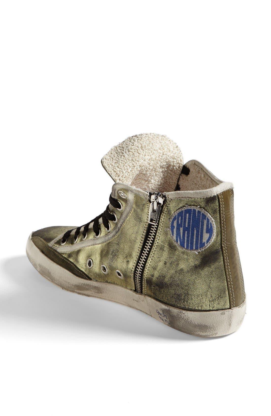 Alternate Image 4  - Golden Goose 'Francy' High Top Sneaker