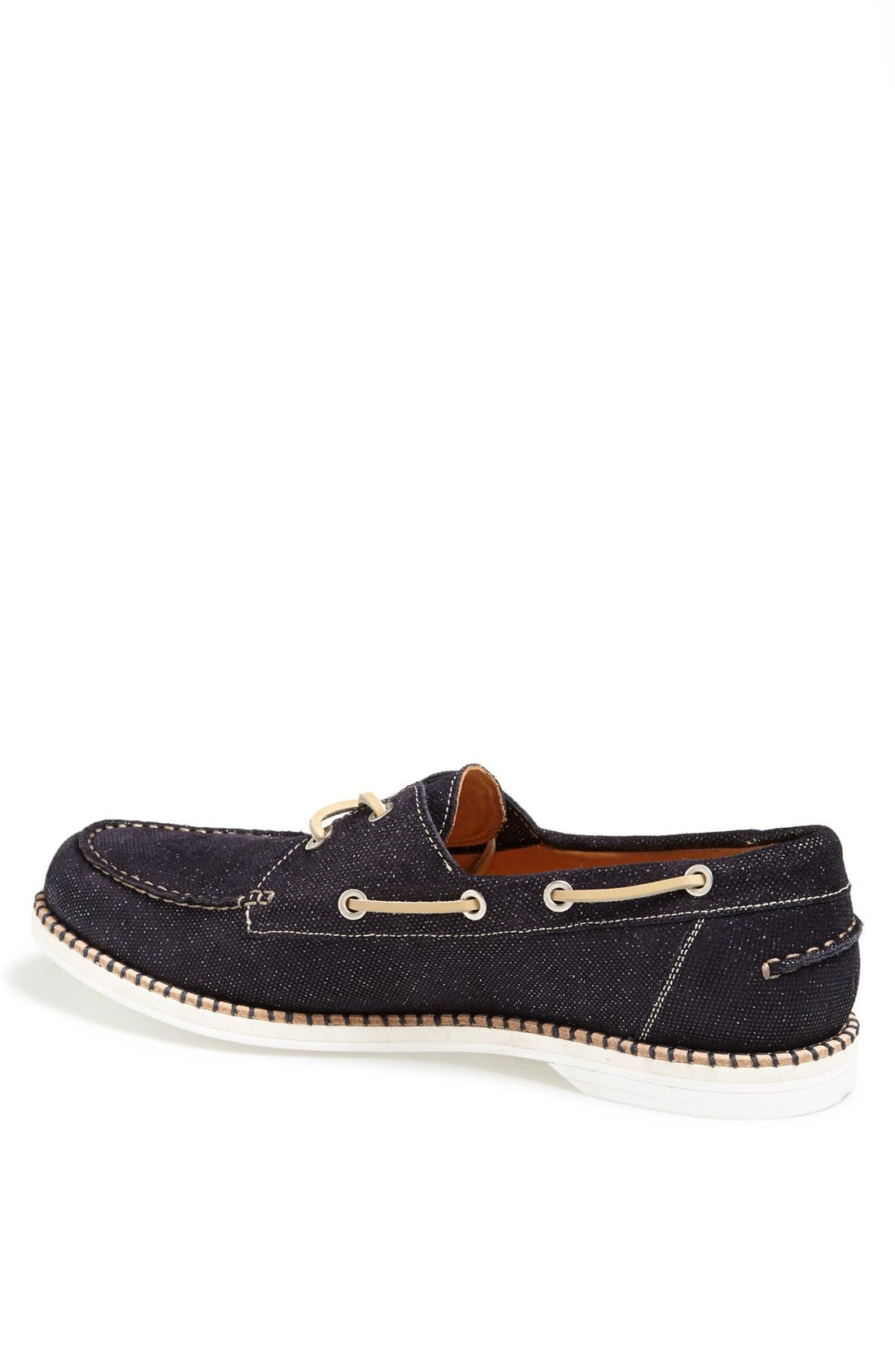 Alternate Image 2  - Jimmy Choo 'Danby' Glitter Boat Shoe