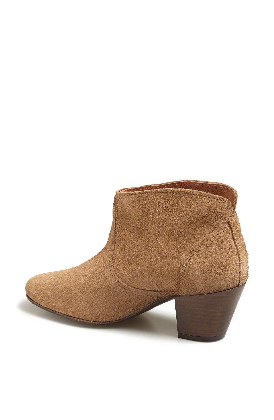 Alternate Image 2  - H by Hudson 'Mirar' Suede Bootie
