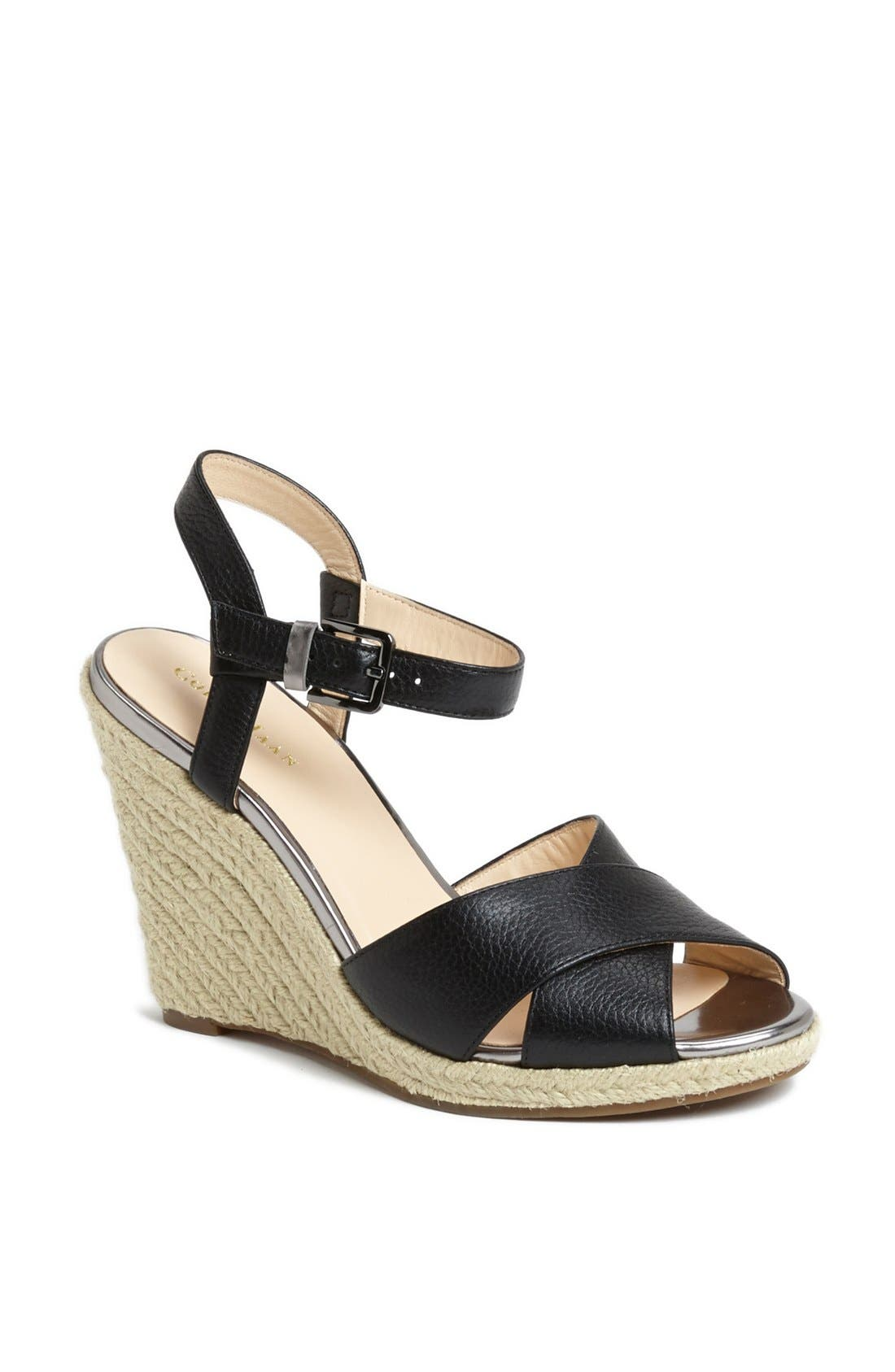 Alternate Image 1 Selected - Cole Haan 'Hart' Wedge Platform Sandal