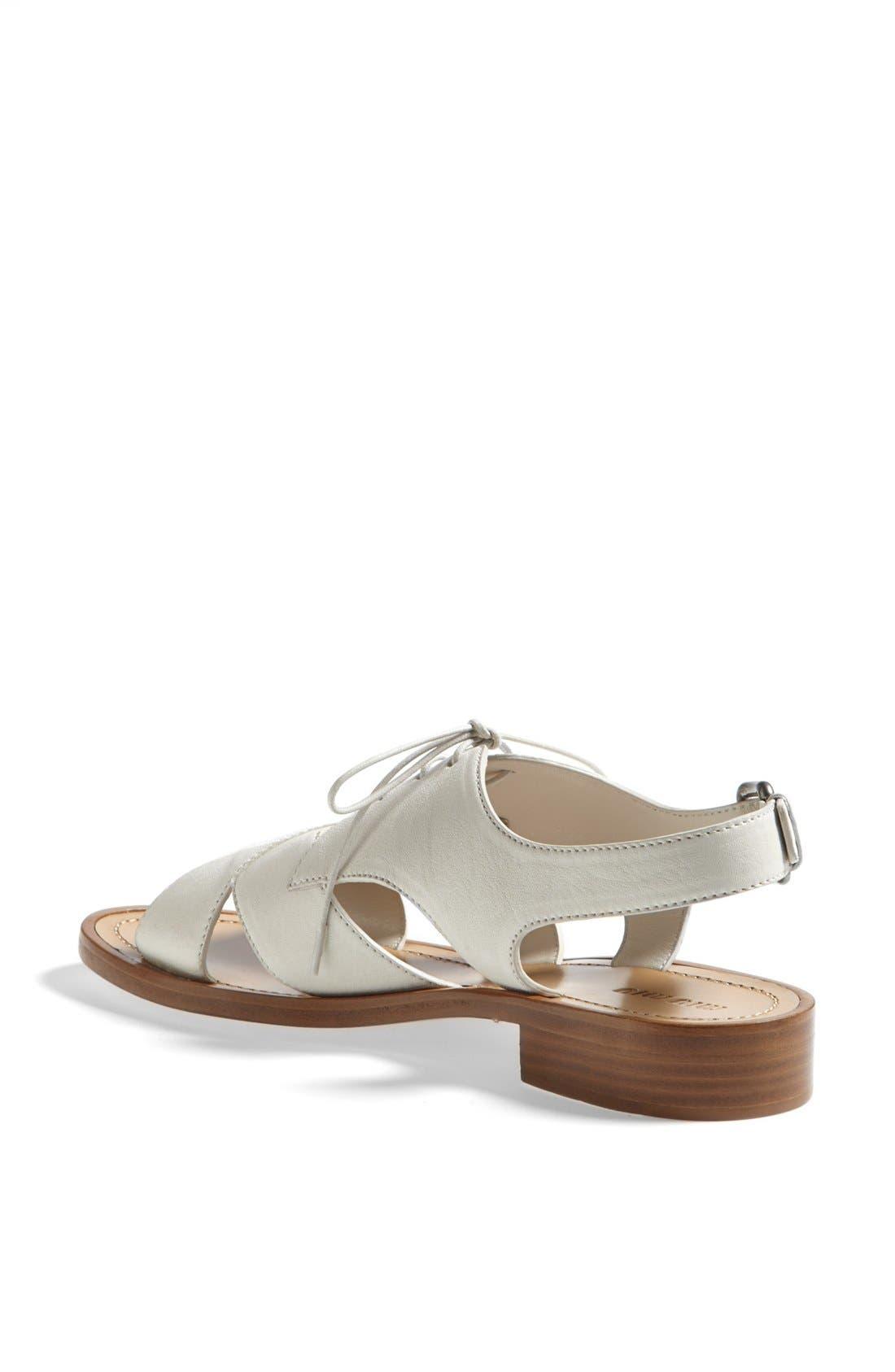 Alternate Image 2  - Miu Miu Lace-Up Sandal