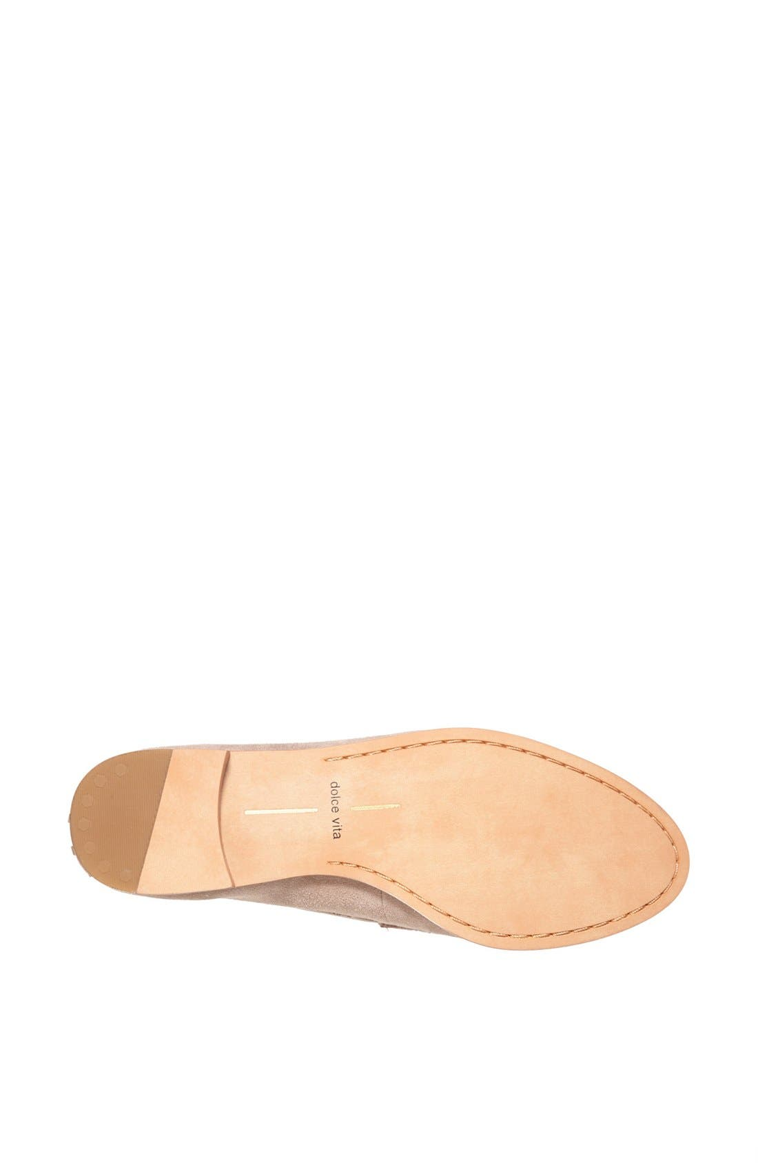 Alternate Image 4  - Dolce Vita 'Venka' Leather Flat