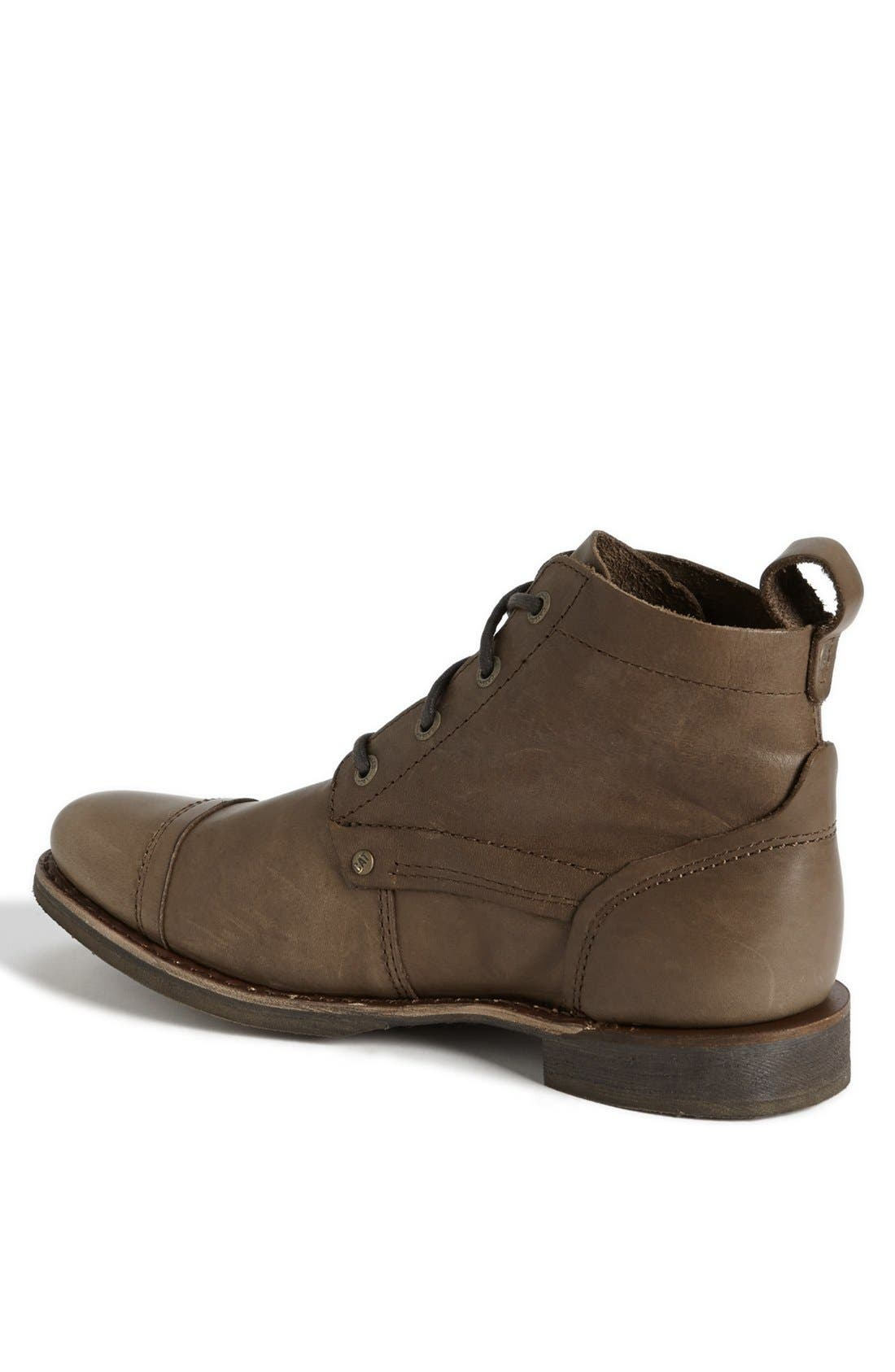 Alternate Image 2  - Caterpillar 'Morrison' Cap Toe Boot (Men)