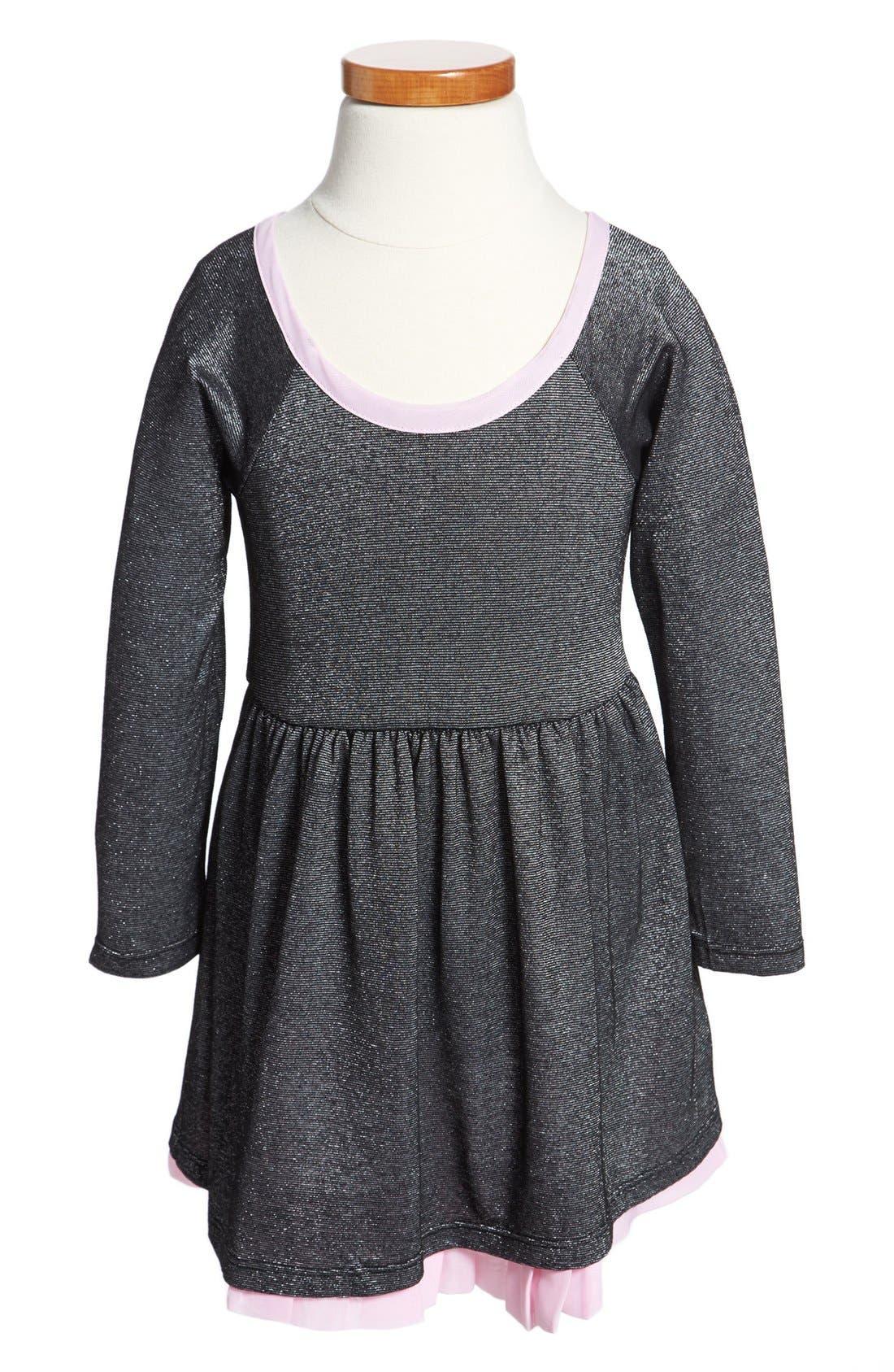 Alternate Image 1 Selected - Splendid Ballerina Dress (Toddler Girls)