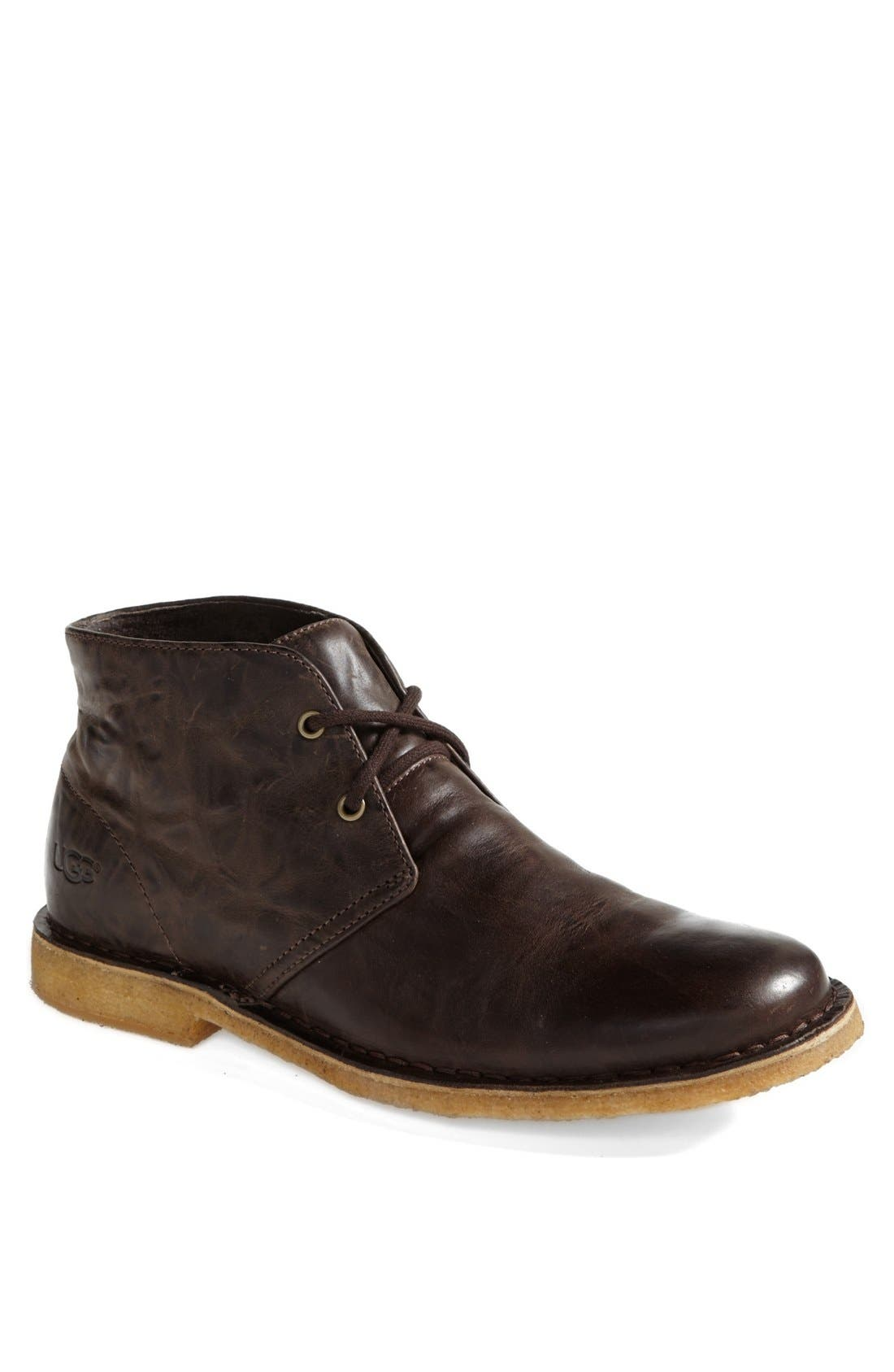 UGG® Leighton Chukka Boot (Men) | Nordstrom