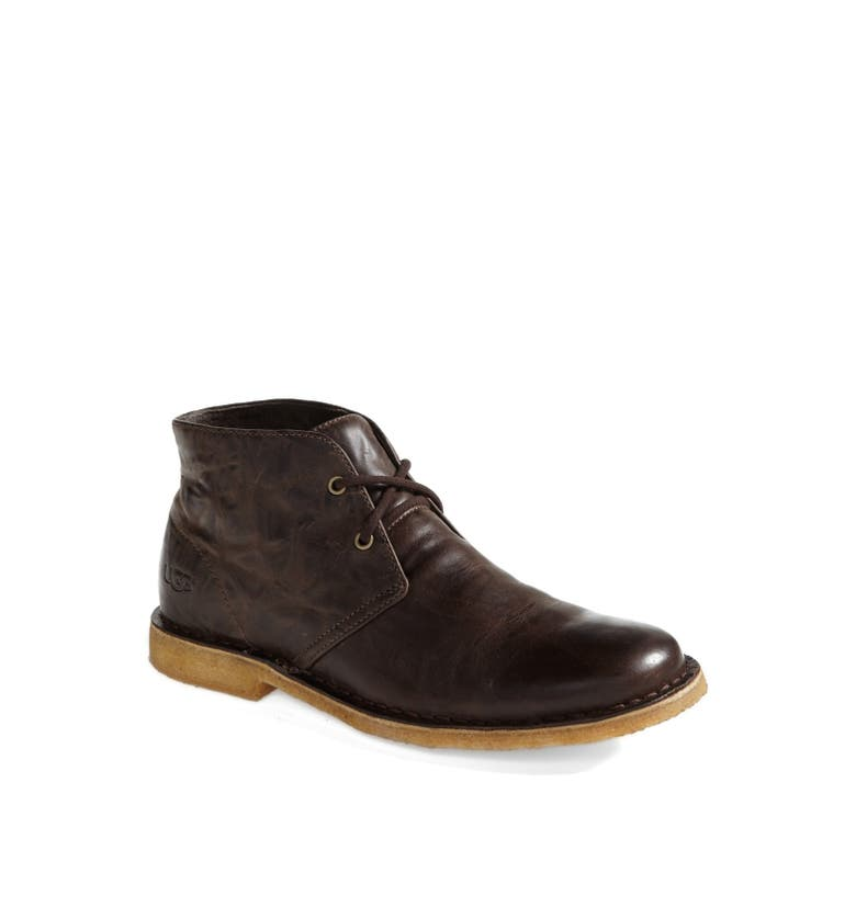 UGG® Leighton Chukka Boot (Men)   Nordstrom