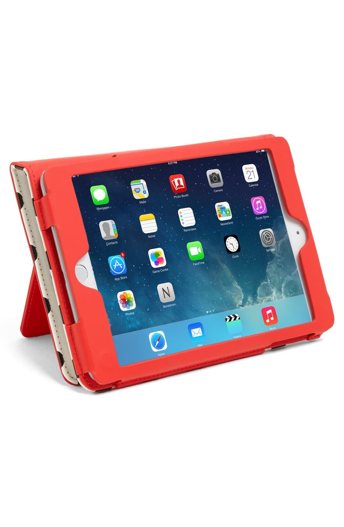 Alternate Image 2  - kate spade new york 'le pavillion' iPad mini folio