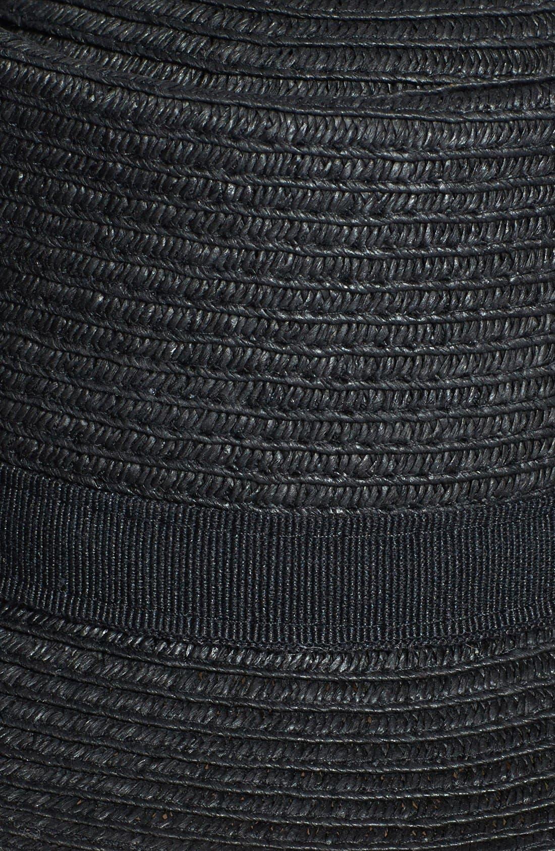 Alternate Image 2  - Nordstrom Boater Hat