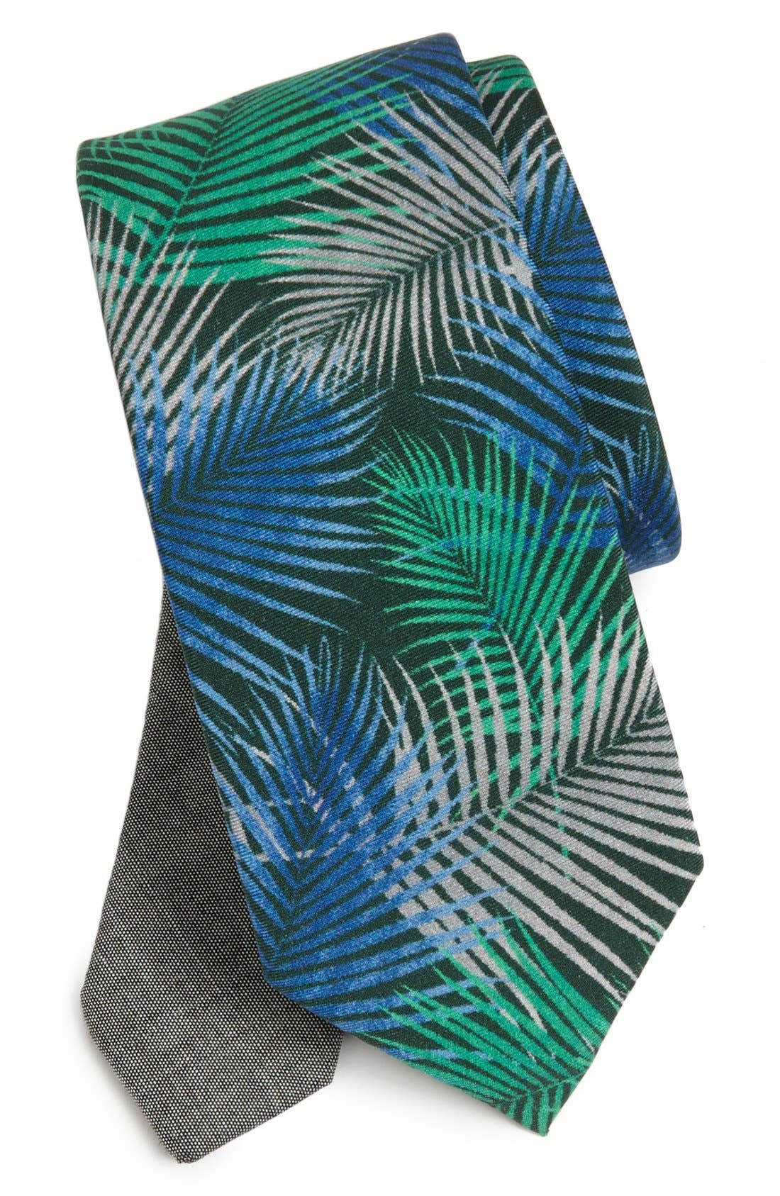 Alternate Image 1 Selected - EDIT by The Tie Bar 'Novelty' Silk Tie (Nordstrom Exclusive)