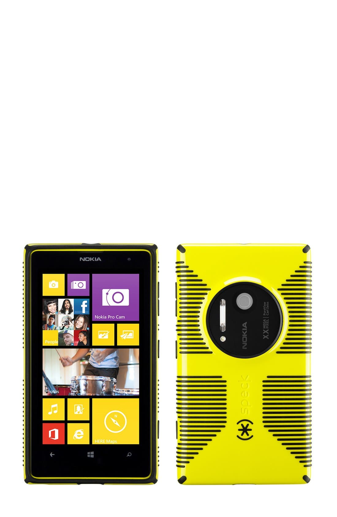 Alternate Image 1 Selected - Speck 'CandyShell™ Grip' Nokia Lumia 1020 Case