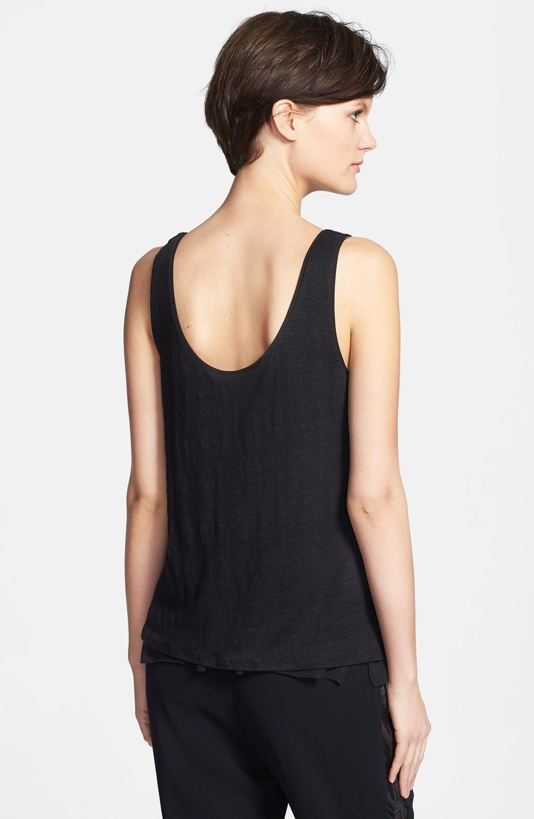 Alternate Image 2  - Vince Double Layer Tank