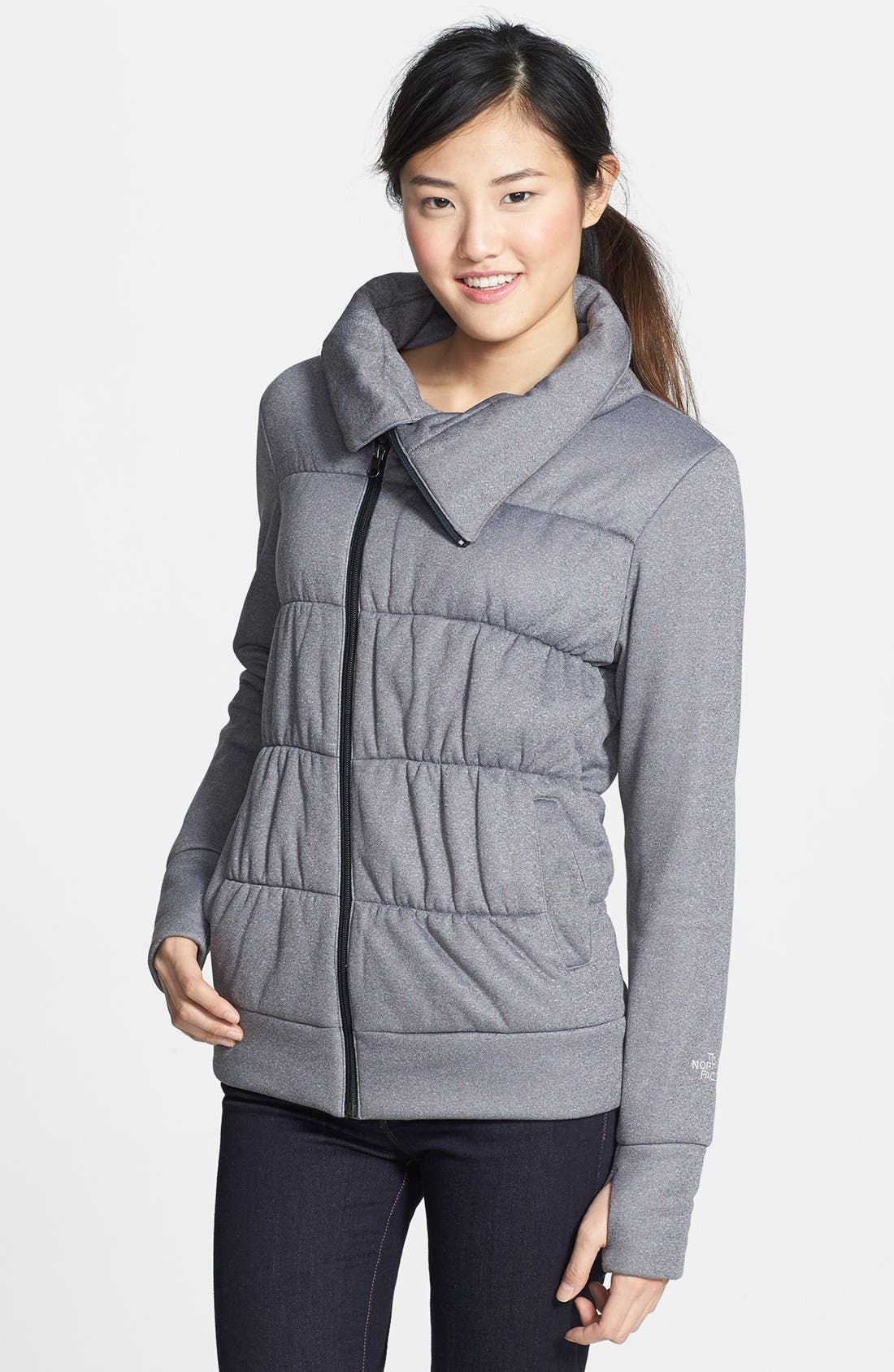 Alternate Image 1 Selected - The North Face 'Becca' Insulated Jacket