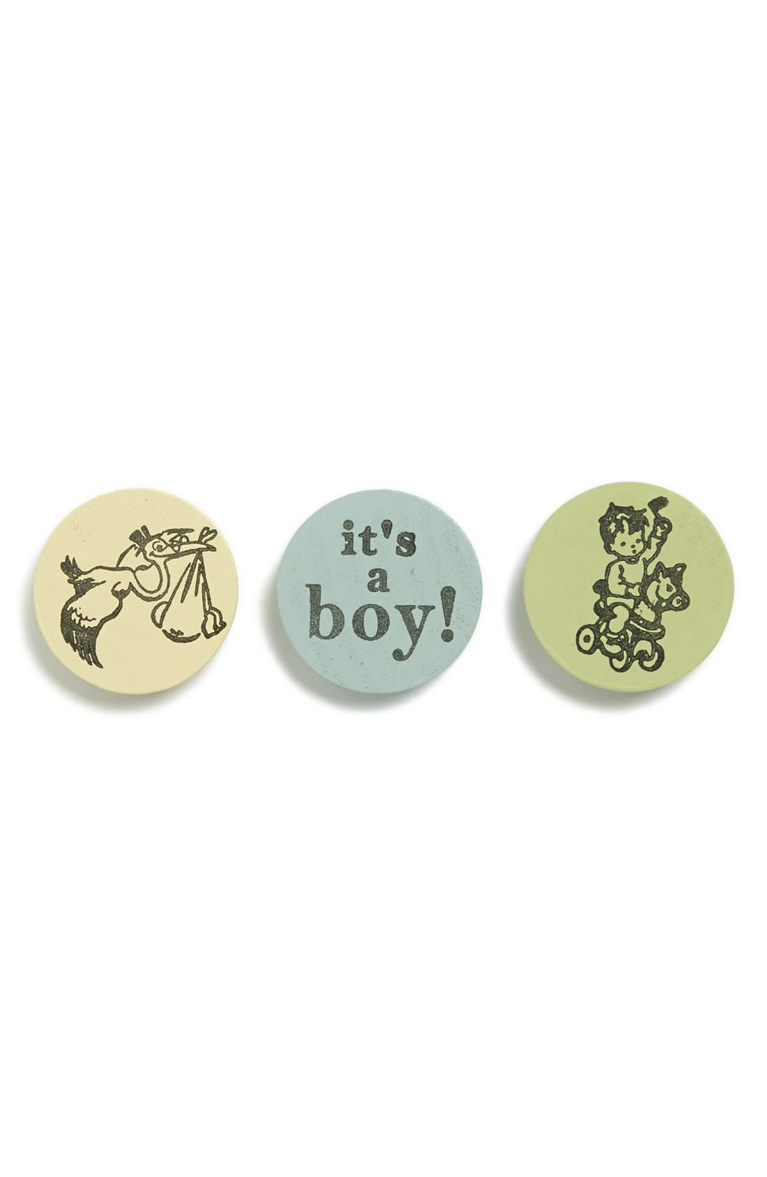 Main Image - Tree by Kerri Lee Occasion Magnets (Set of 3)