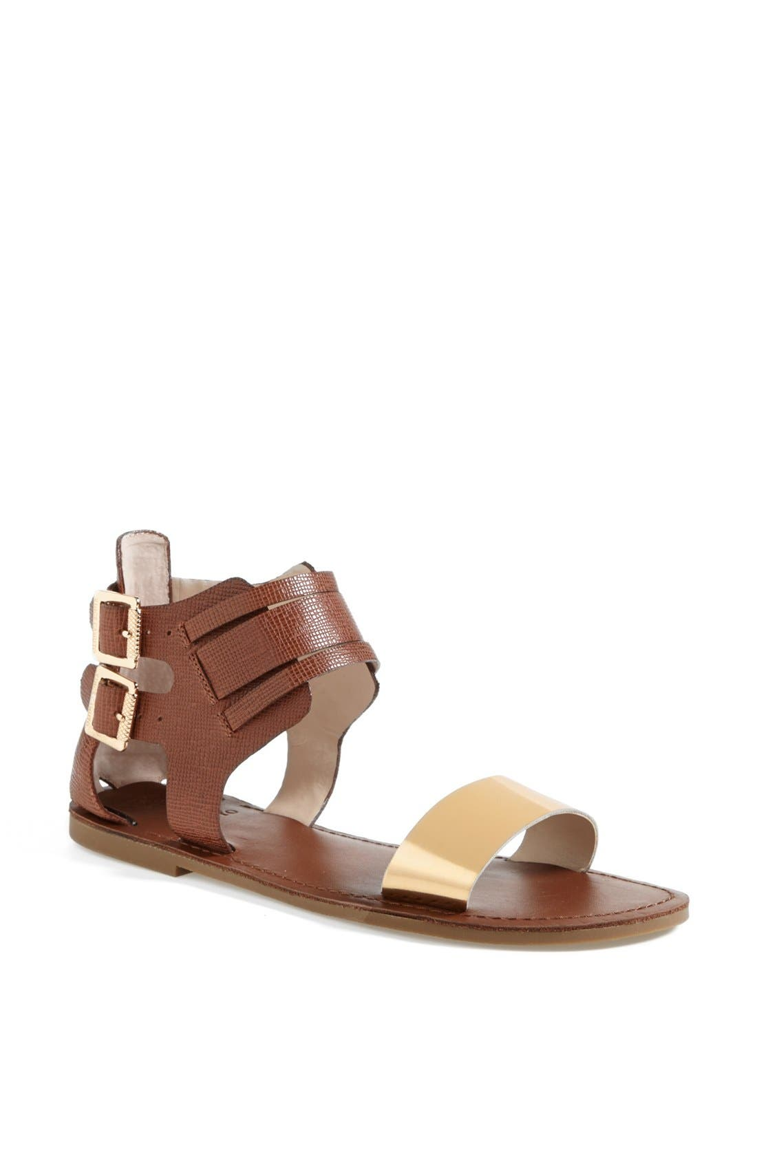 Alternate Image 1 Selected - Vince Camuto 'Irkeno' Leather Sandal